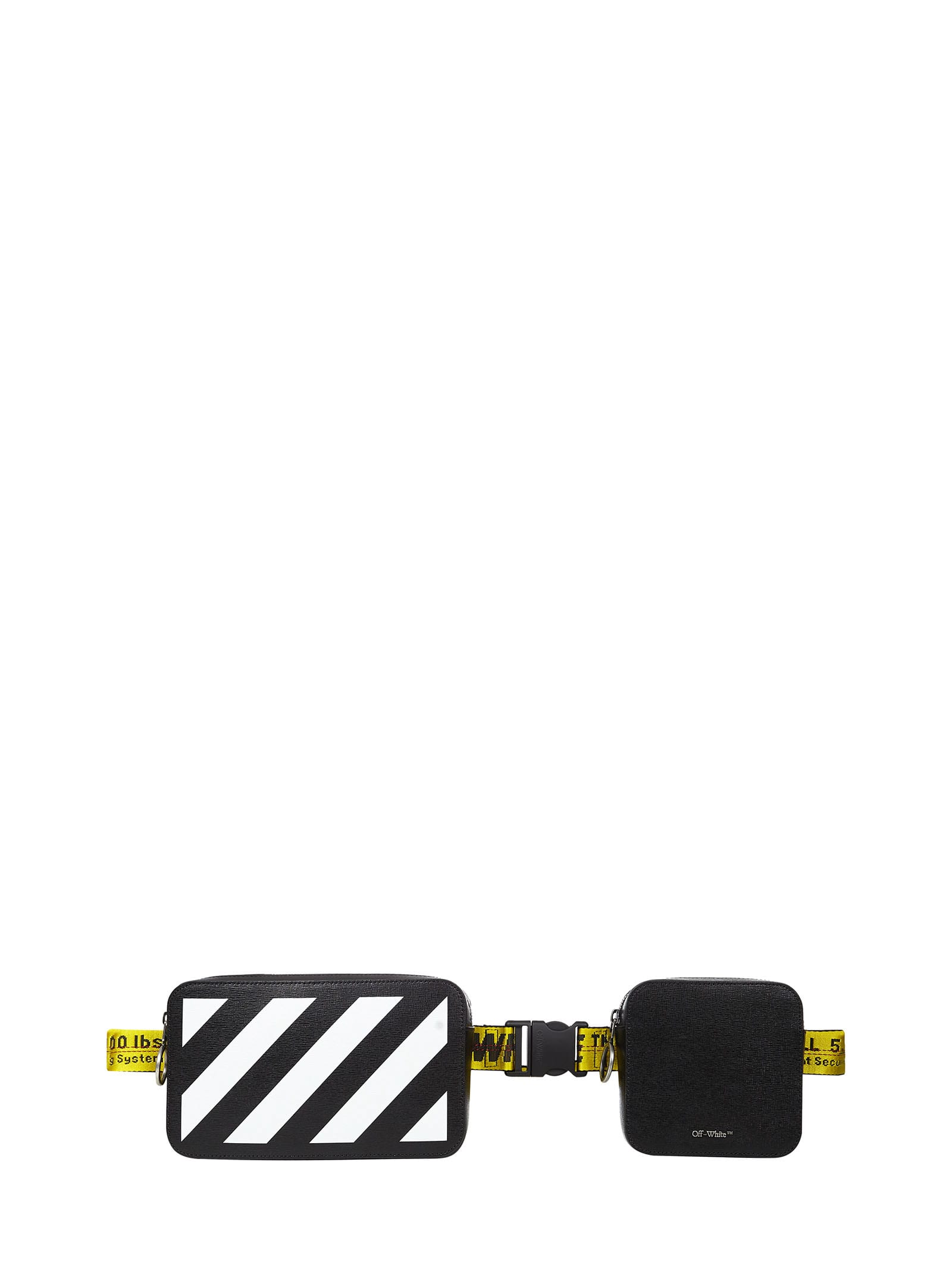 Off-White OFF-WHITE DIAG BELT BAG
