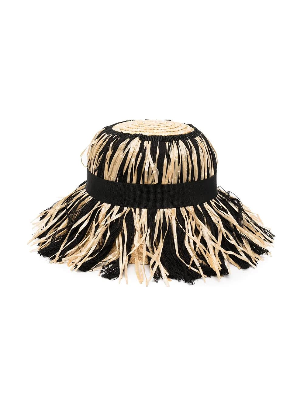 Hat With Fringes