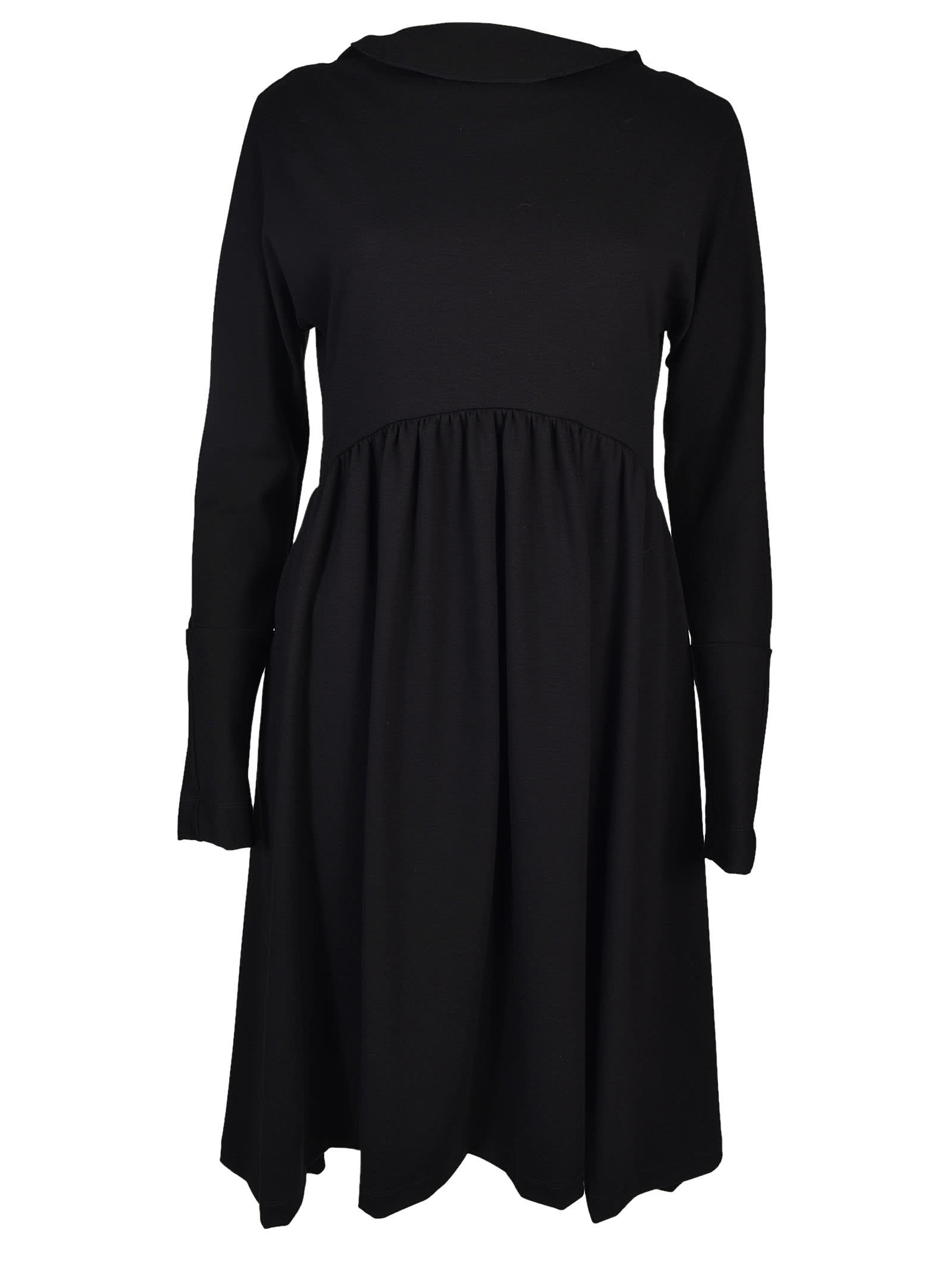 Jil Sander Longsleeved Dress