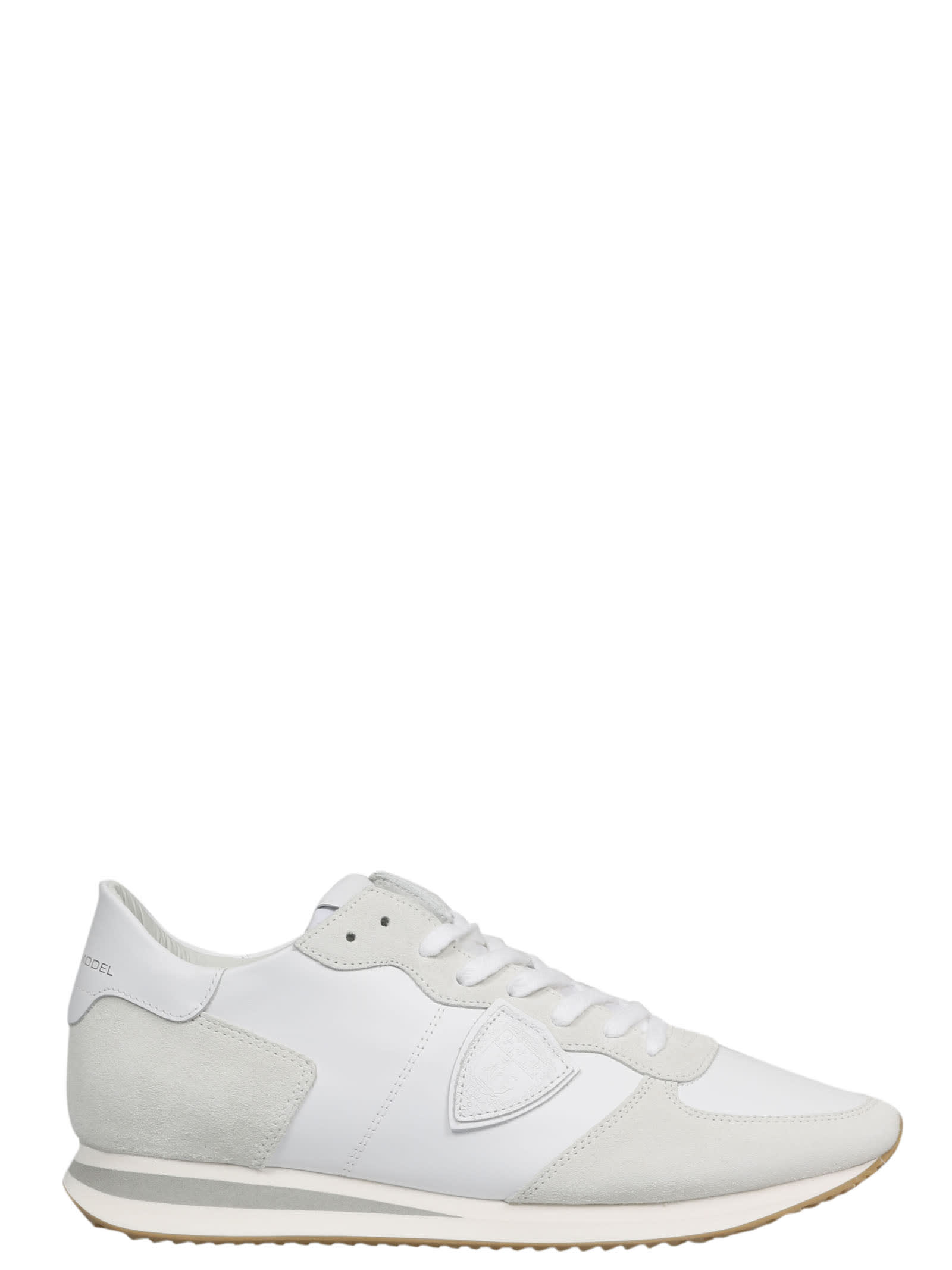 Philippe Model Leathers TZLU LEATHER SNEAKERS