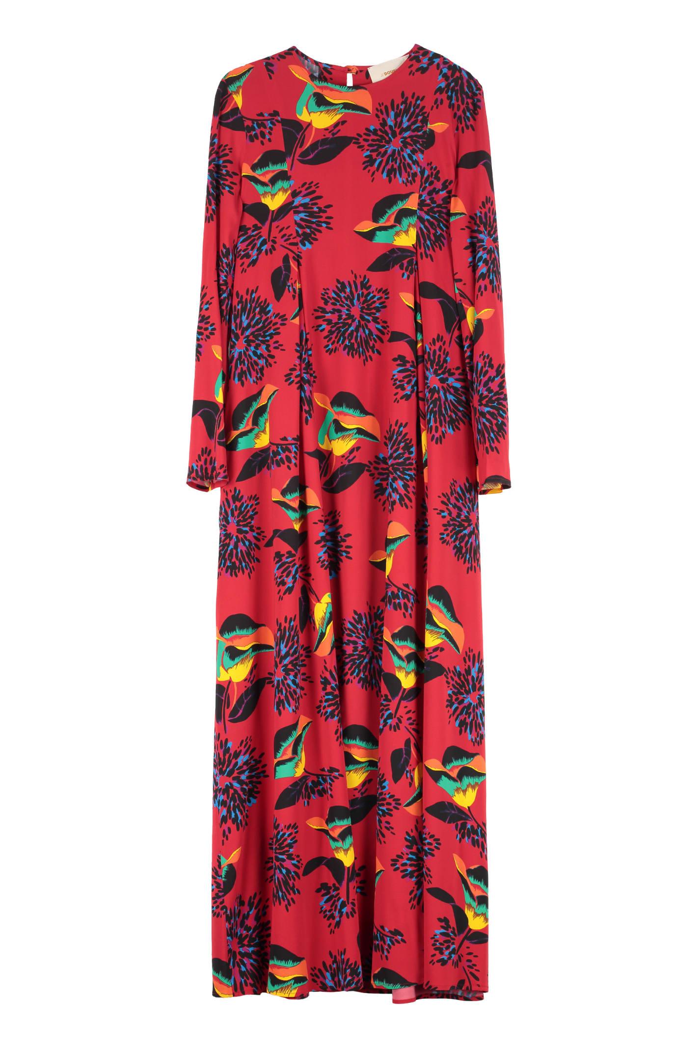 Buy La DoubleJ Printed Maxi Dress online, shop La DoubleJ with free shipping