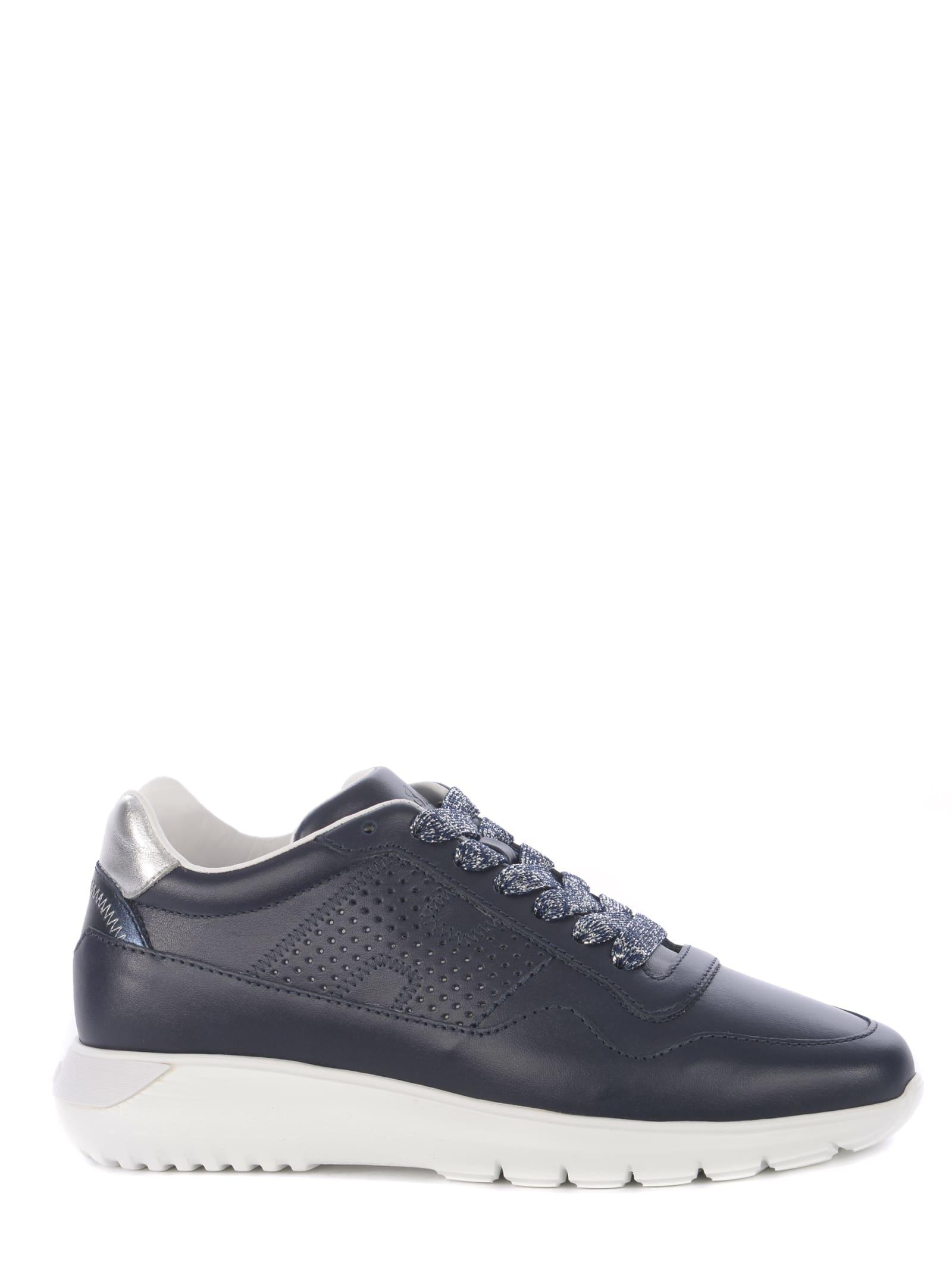 Hogan Sneakers In Blu   ModeSens