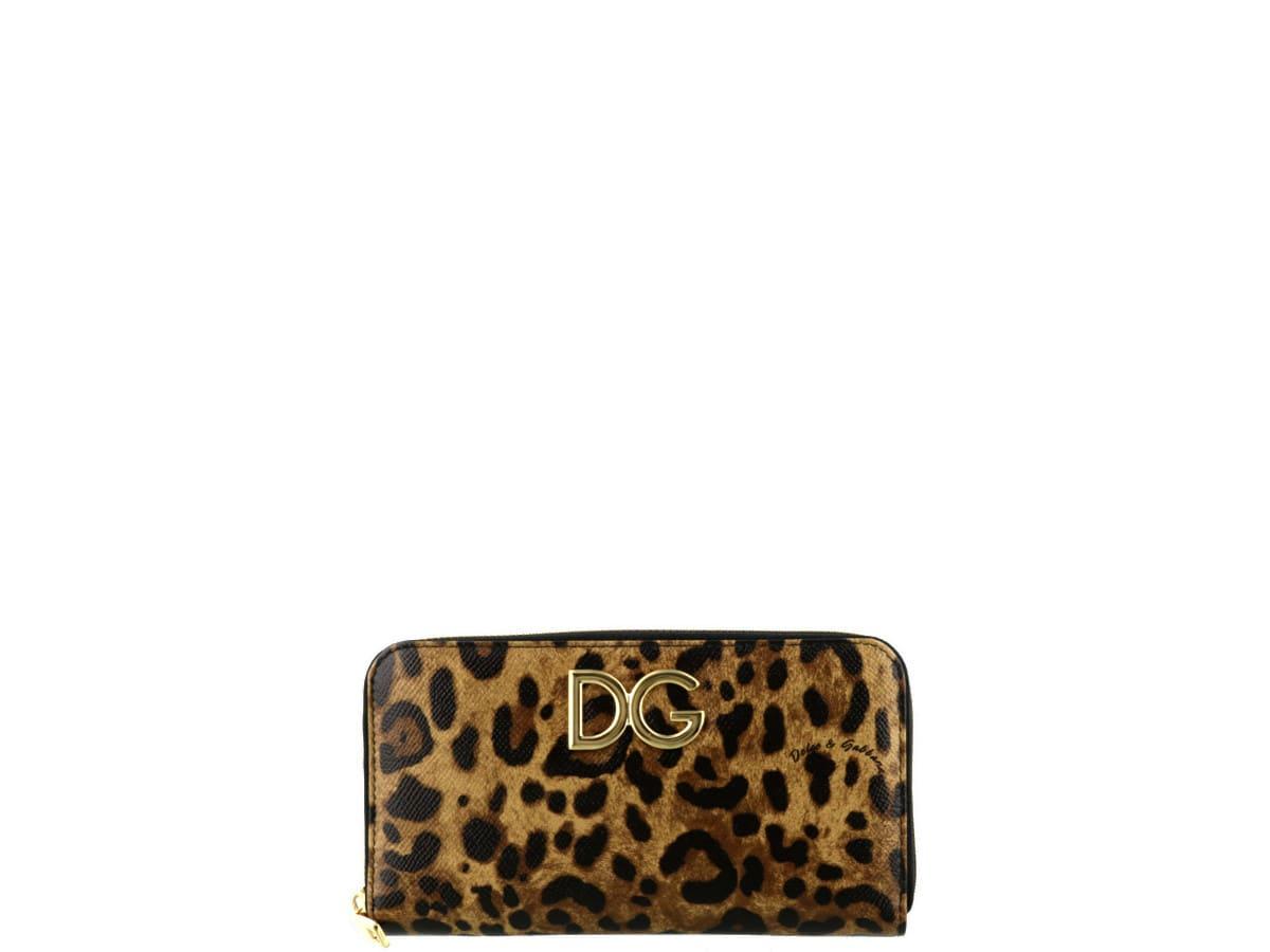 Dolce & Gabbana Logo Wallet