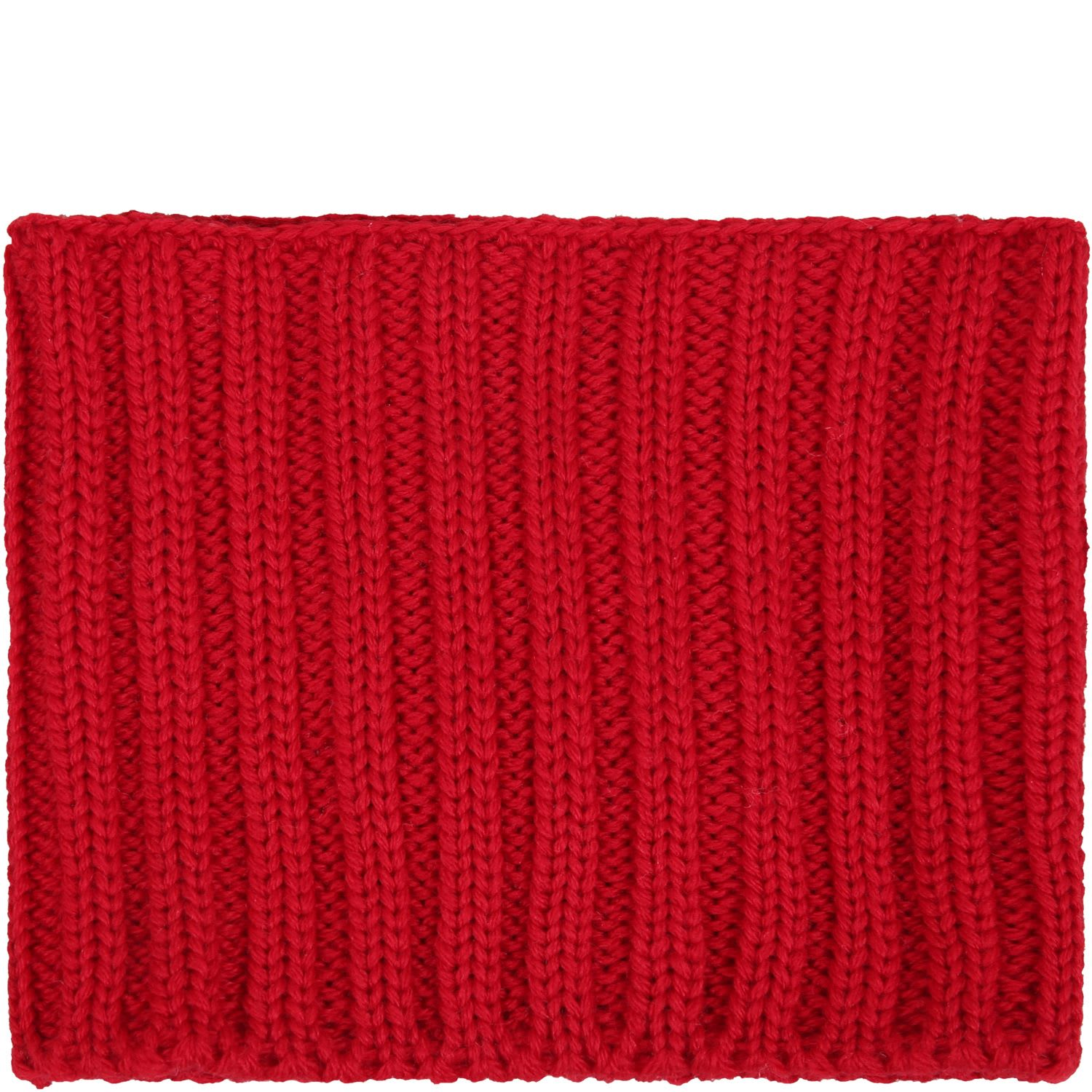 Red Collar Scarf For Baygirl