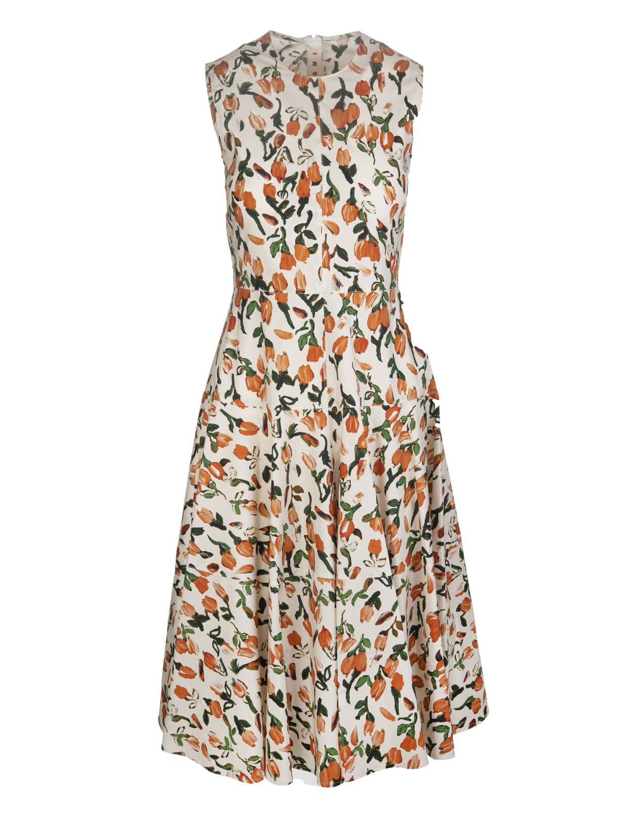 Marni Cottons ROMANTIC DRESS