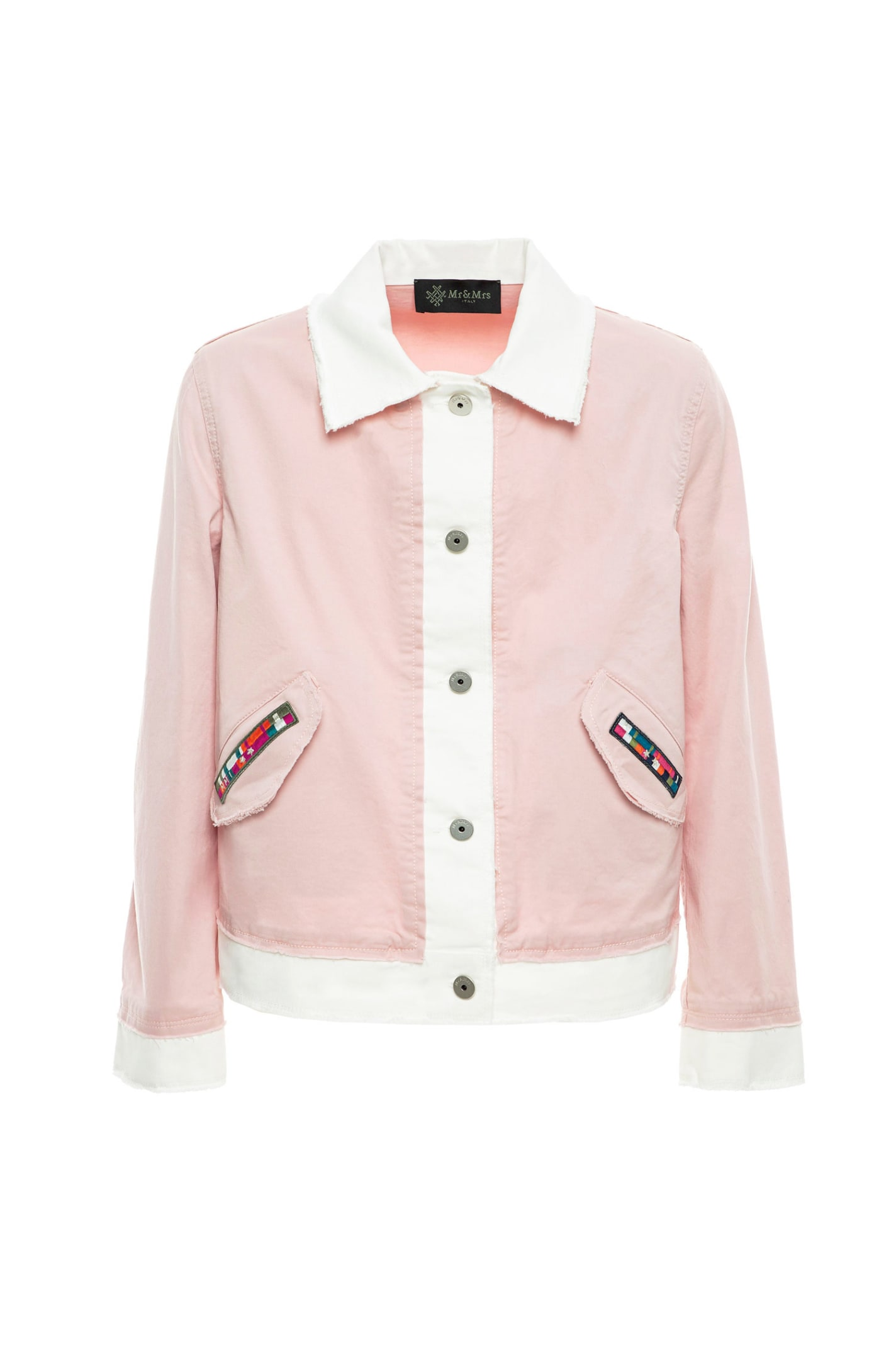 Light Cotton Jacket For Woman
