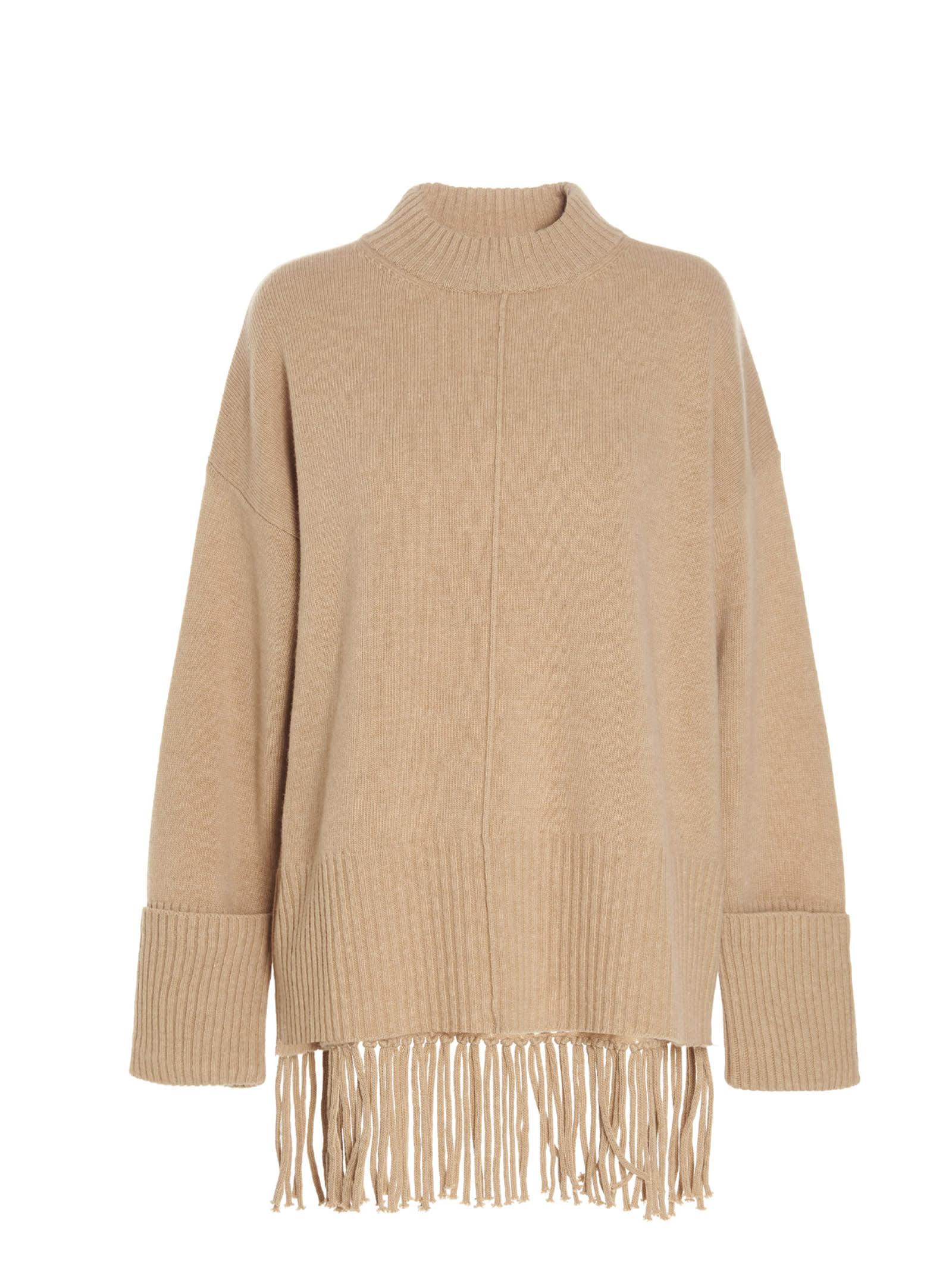 Fringes Sweater