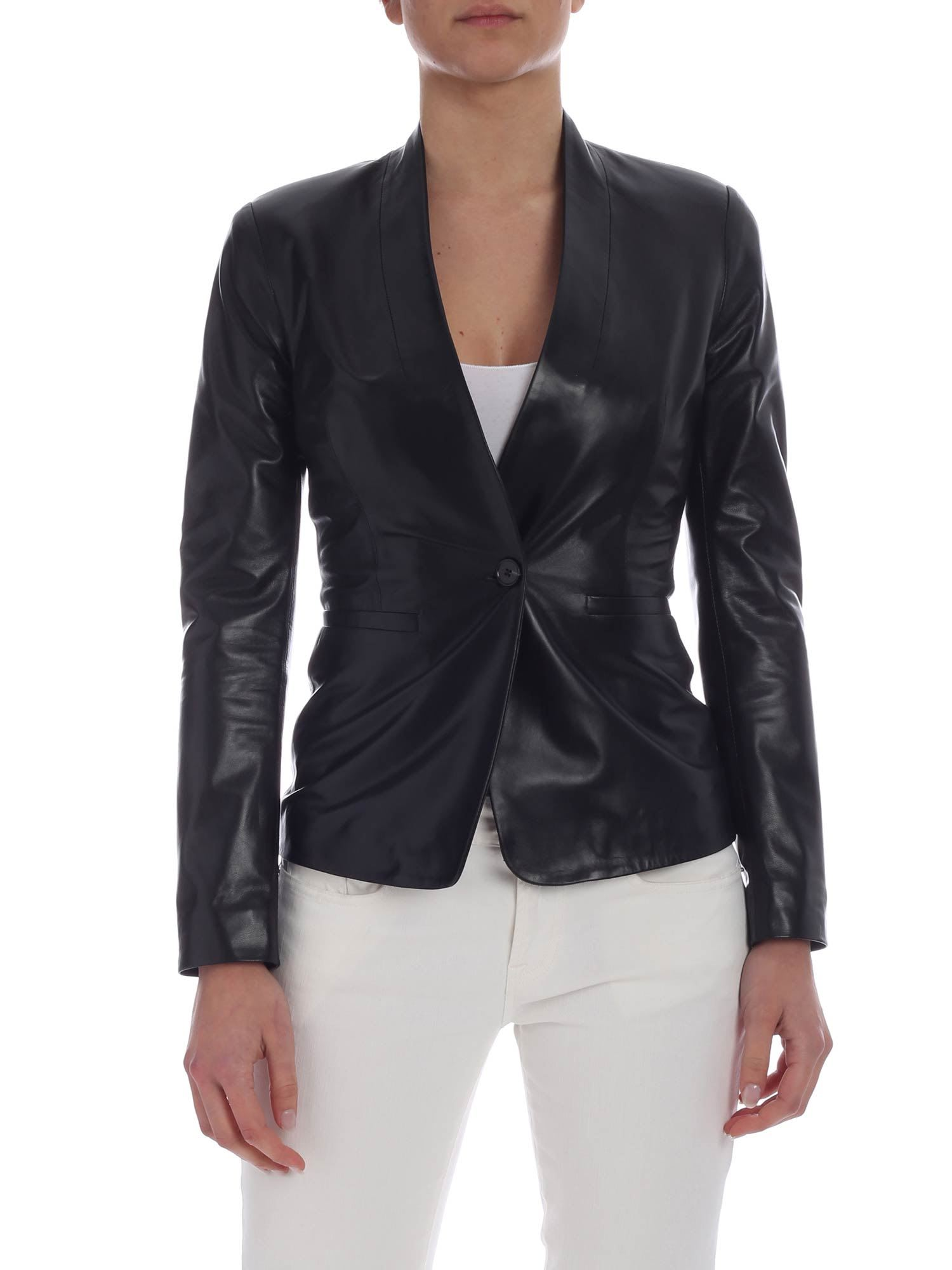Desa – Leather Jacket
