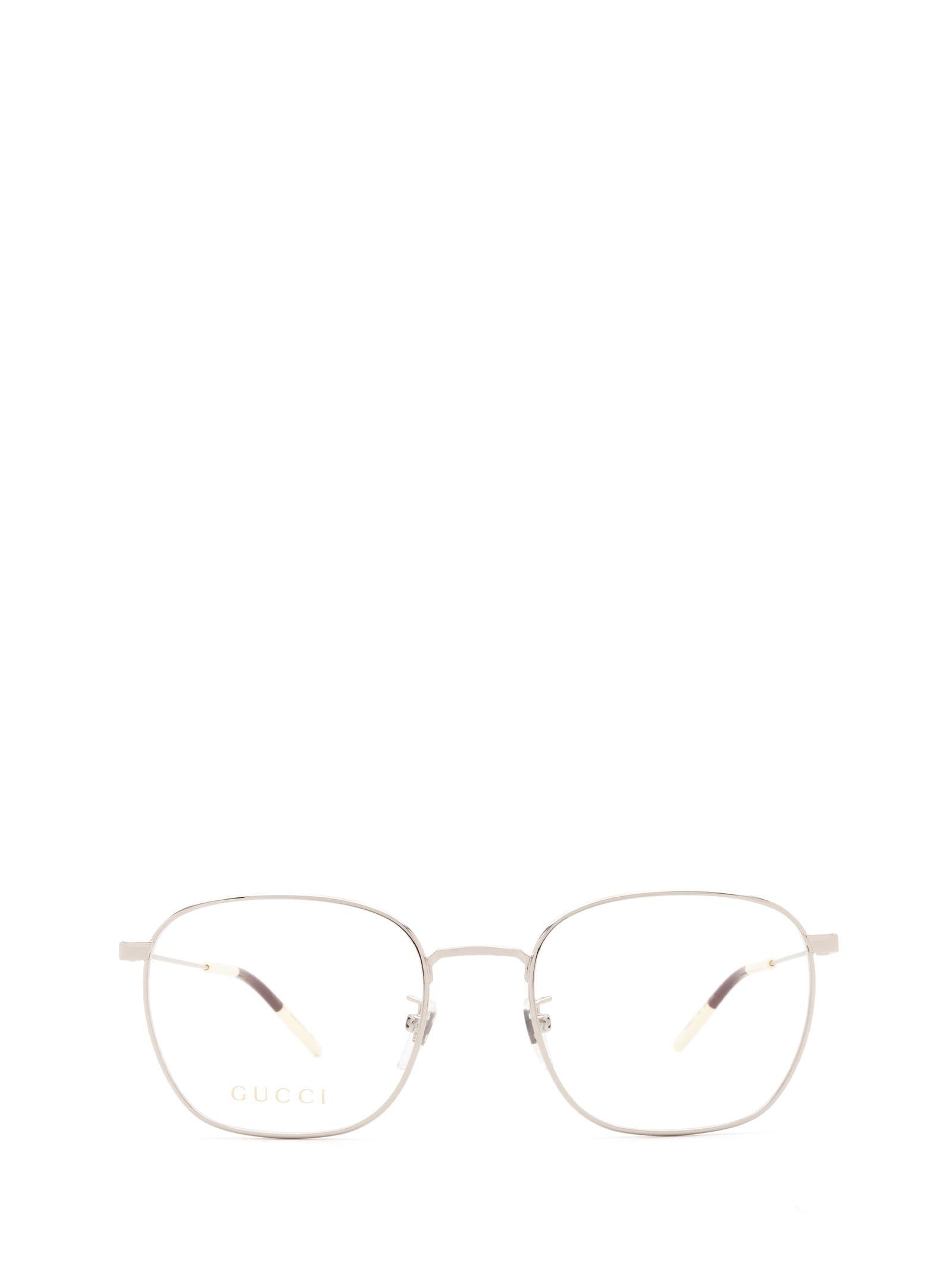 Gucci Gucci Gg0681o Silver Glasses