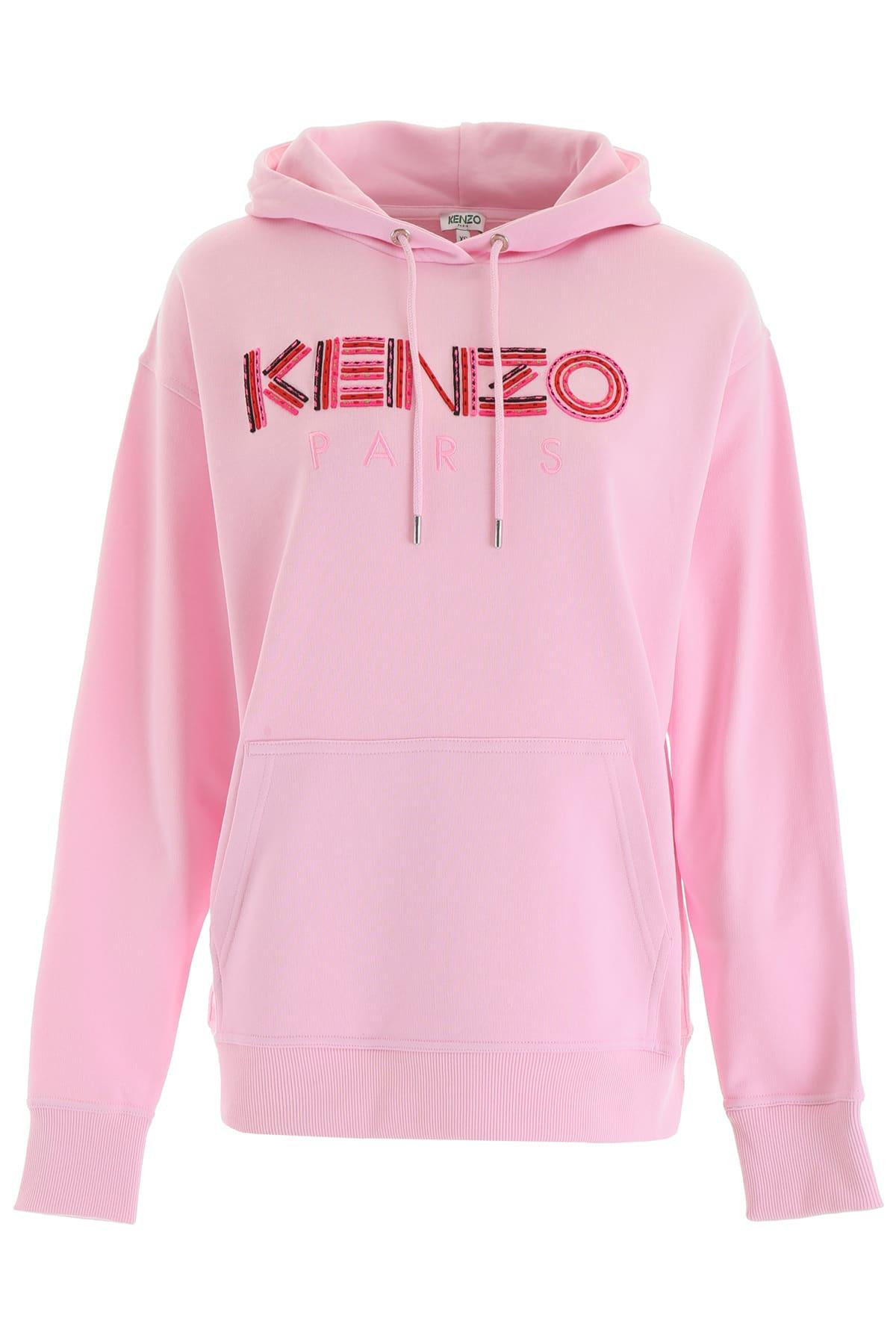 3d59db20 Kenzo Logo Hoodie