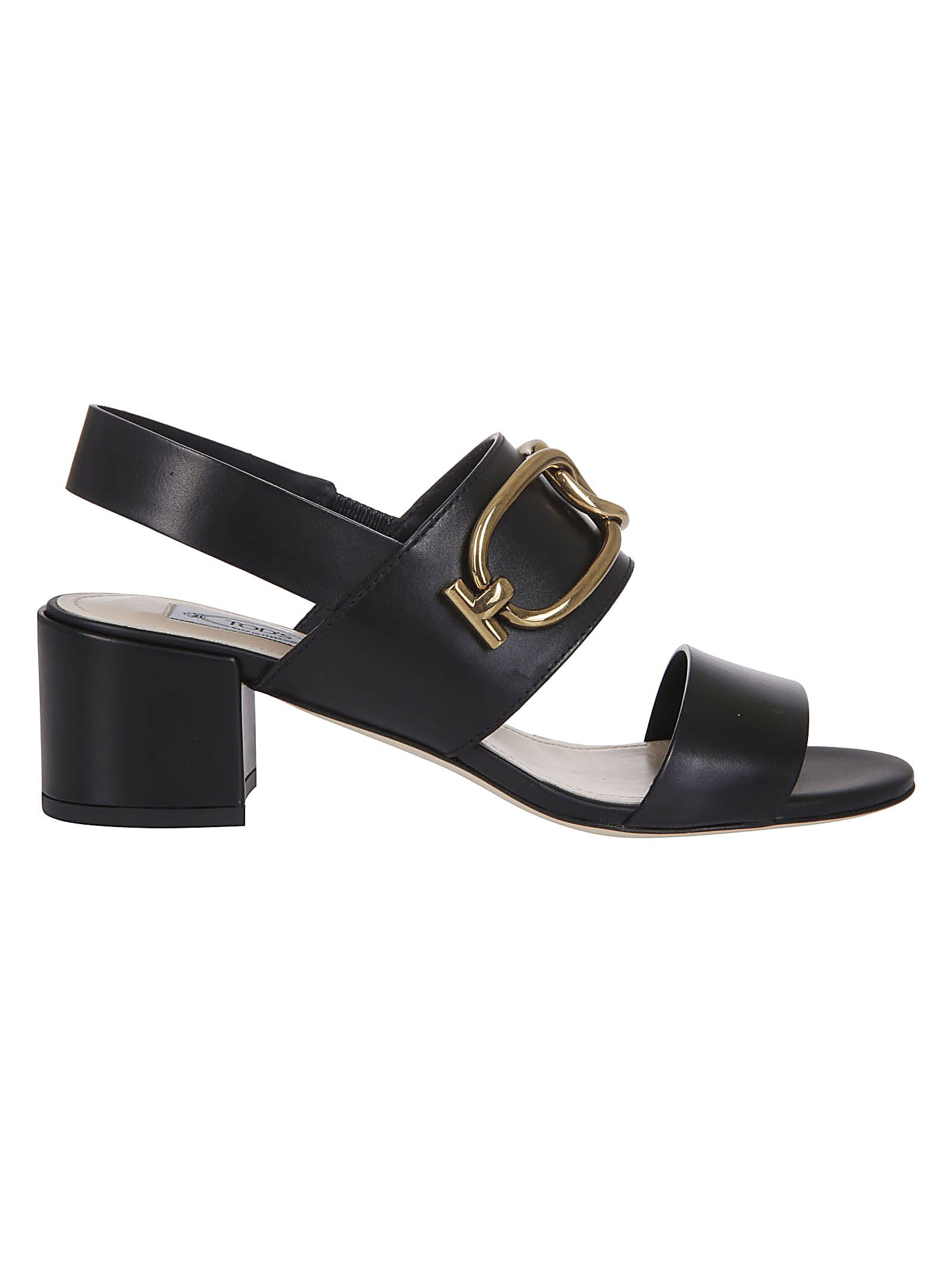 Tods Tods T-ring Sling Back Sandals