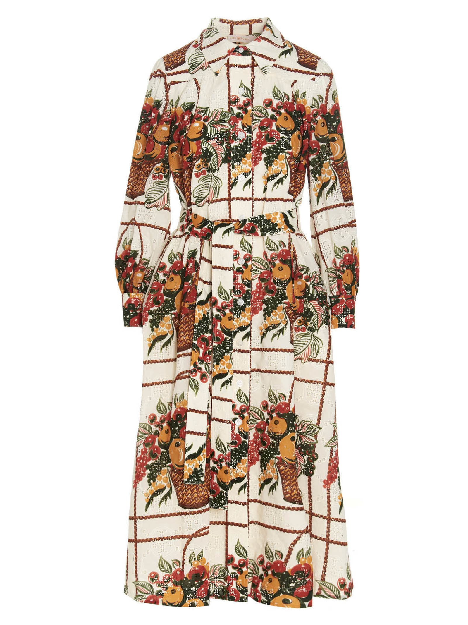 Buy Tory Burch anglaise Artists Dress online, shop Tory Burch with free shipping