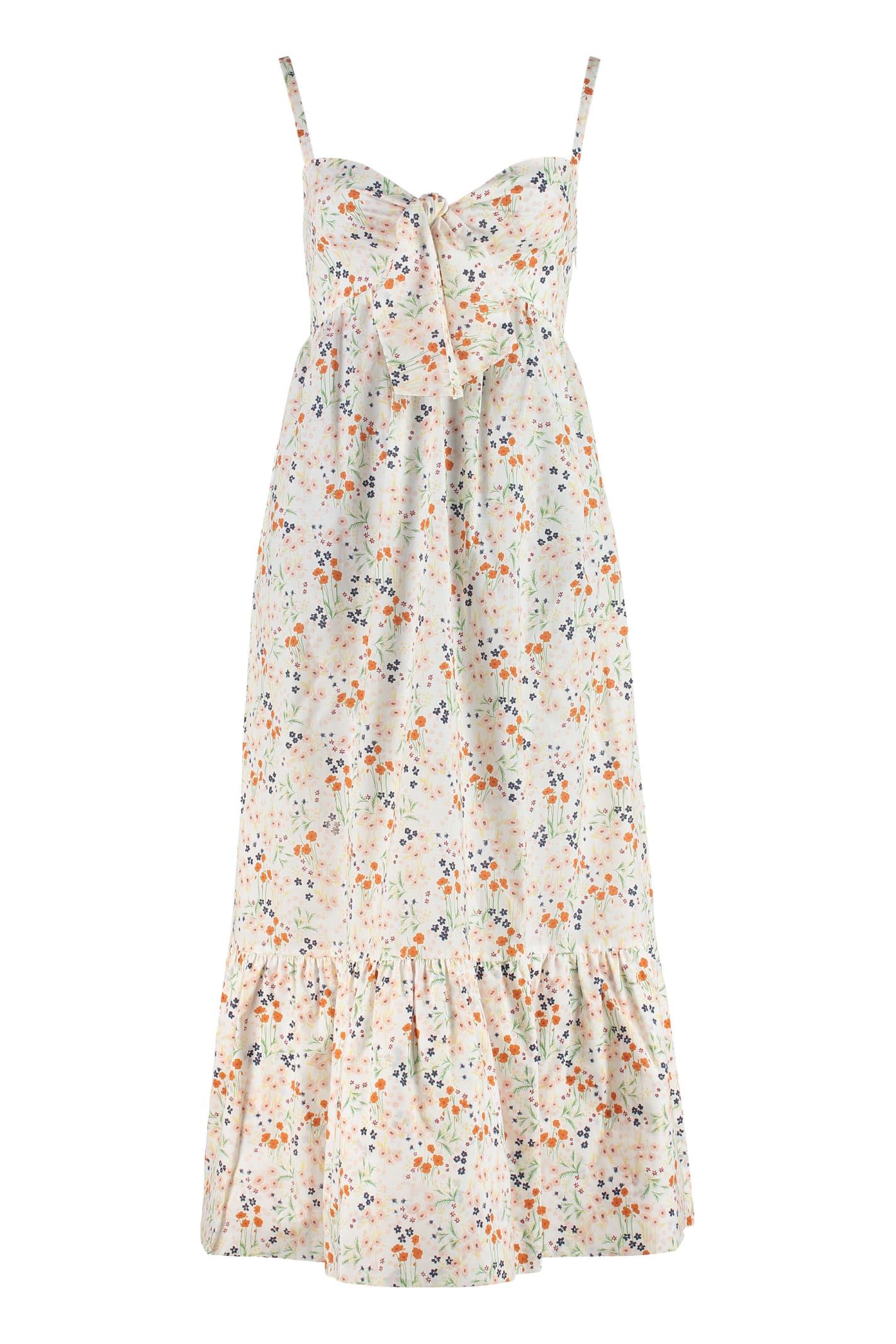 LAutre Chose Printed Cotton Dress