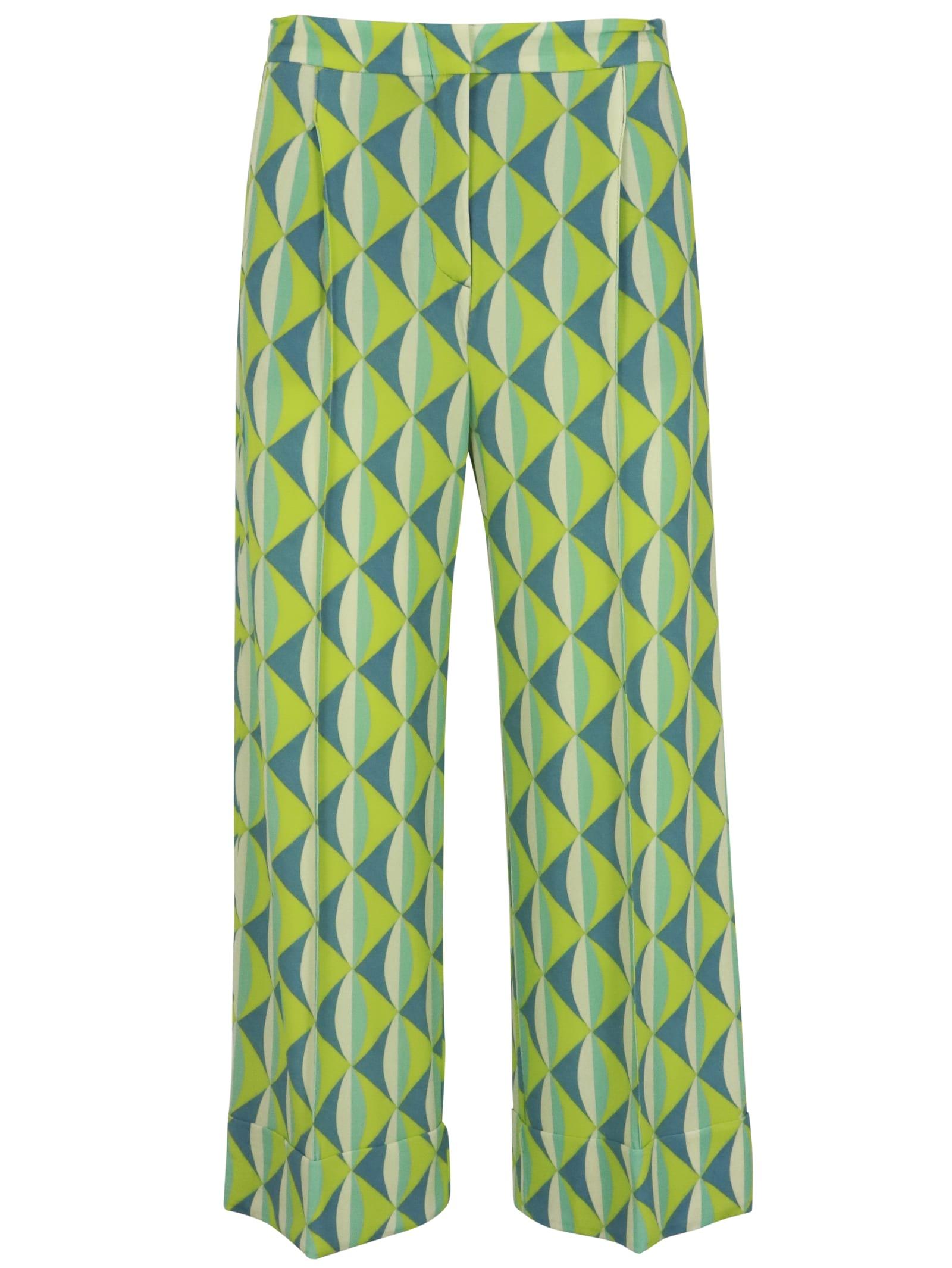 Jersey Symmetric Trousers