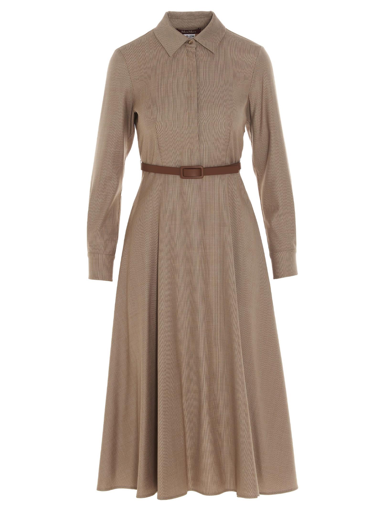 Max Mara Dresses MARABOU DRESS