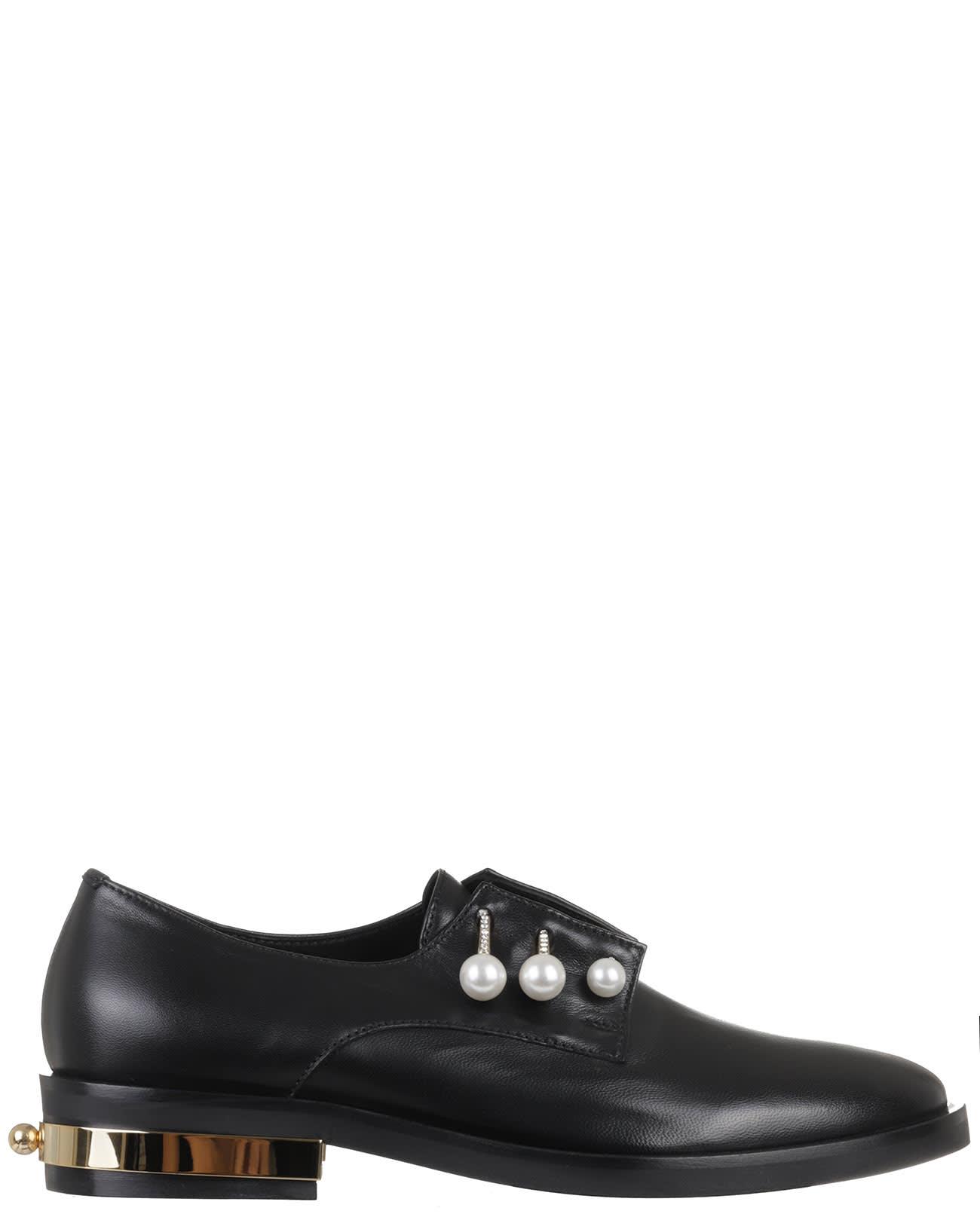 Black Fernanda Shoes