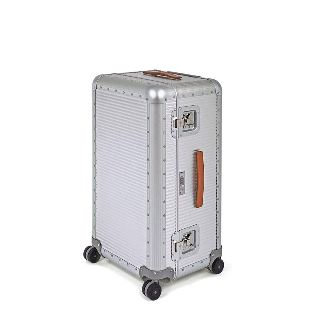 Aluminum Bank-trunk On Wheels S