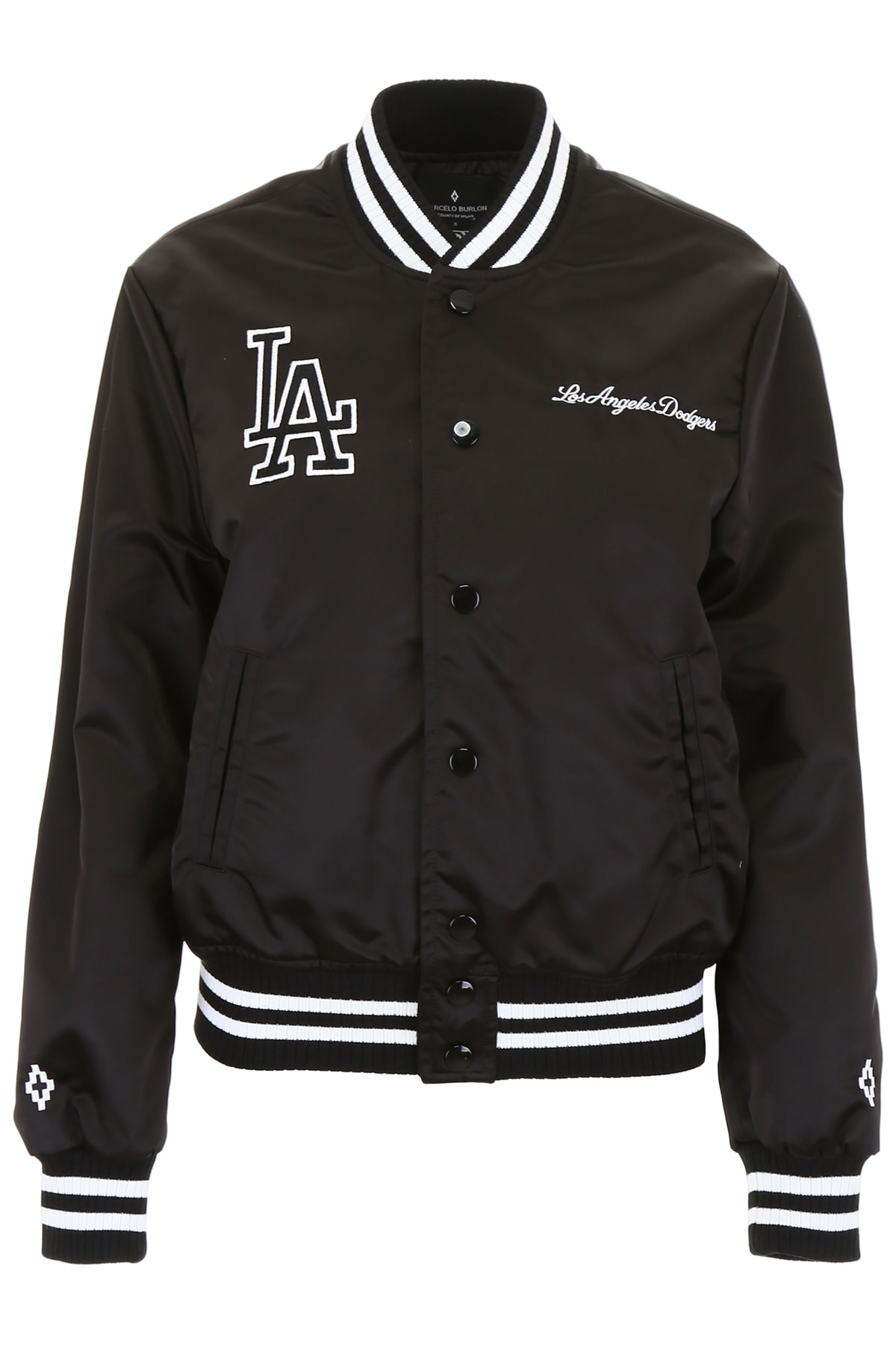 Marcelo Burlon La Dodgers Bomber Jacket