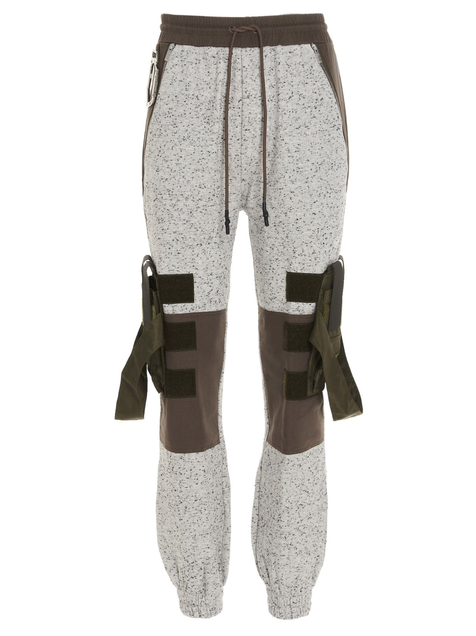 Mcq By Alexander Mcqueen Cottons ARMOUR SWEATPANTS