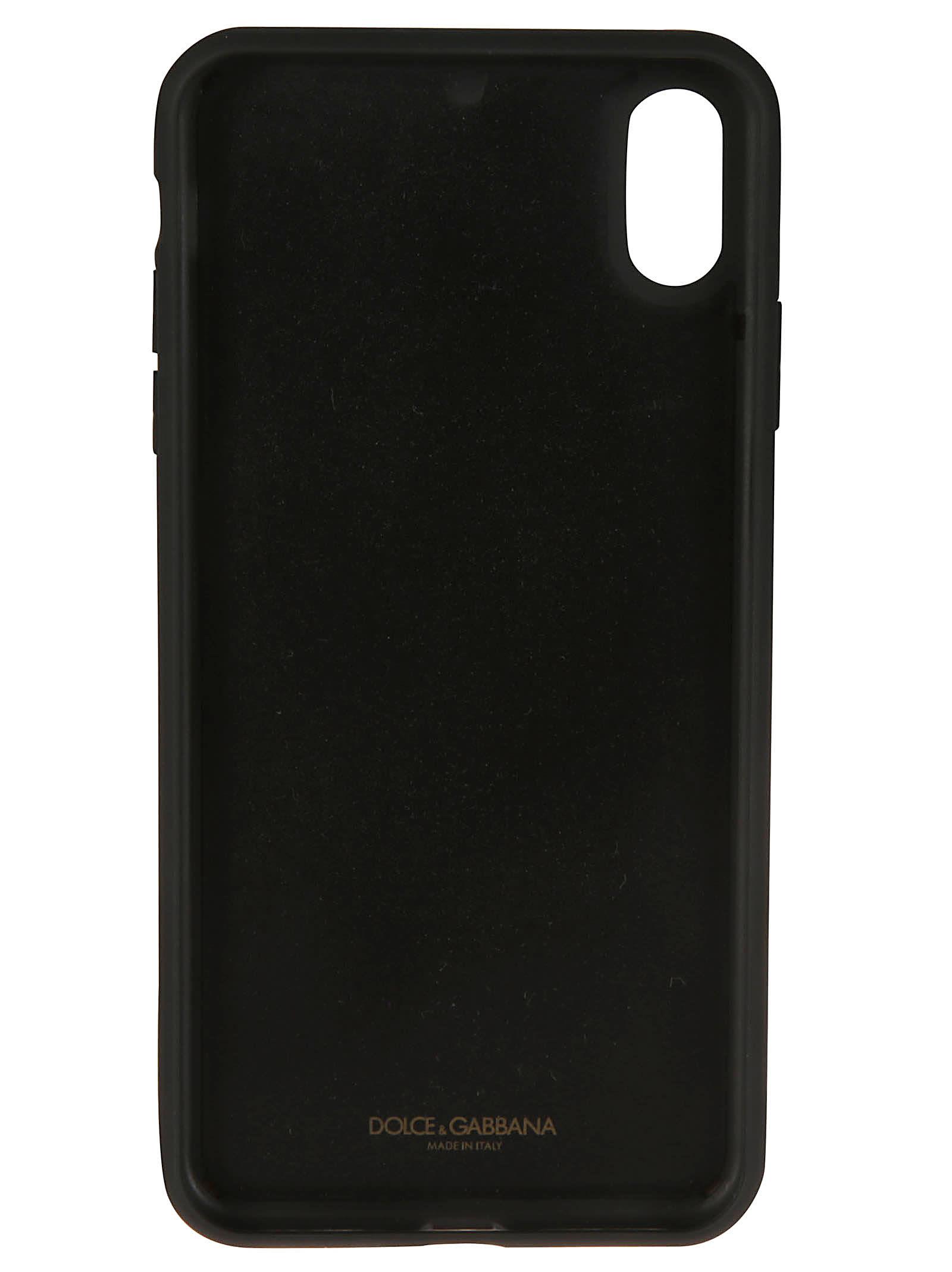 size 40 11ec5 1d3c8 Dolce & Gabbana Dauphine Print Iphone Xs Max Cover