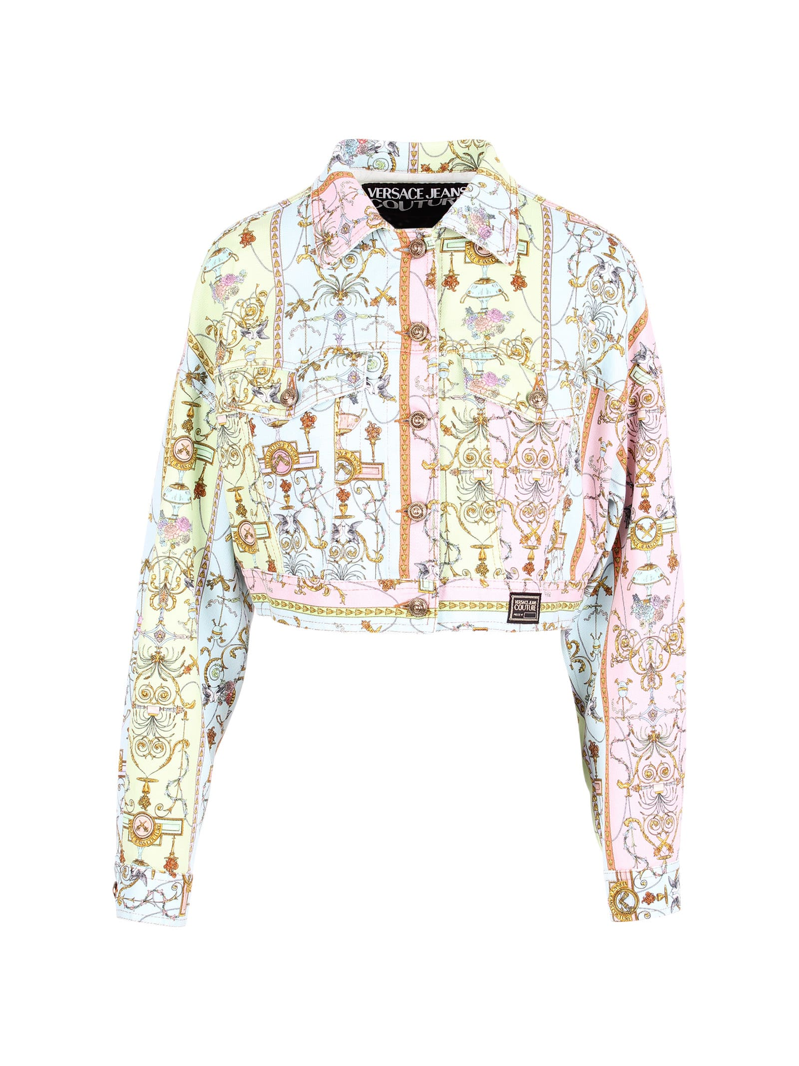 Versace Jeans Couture COTTON JACKET