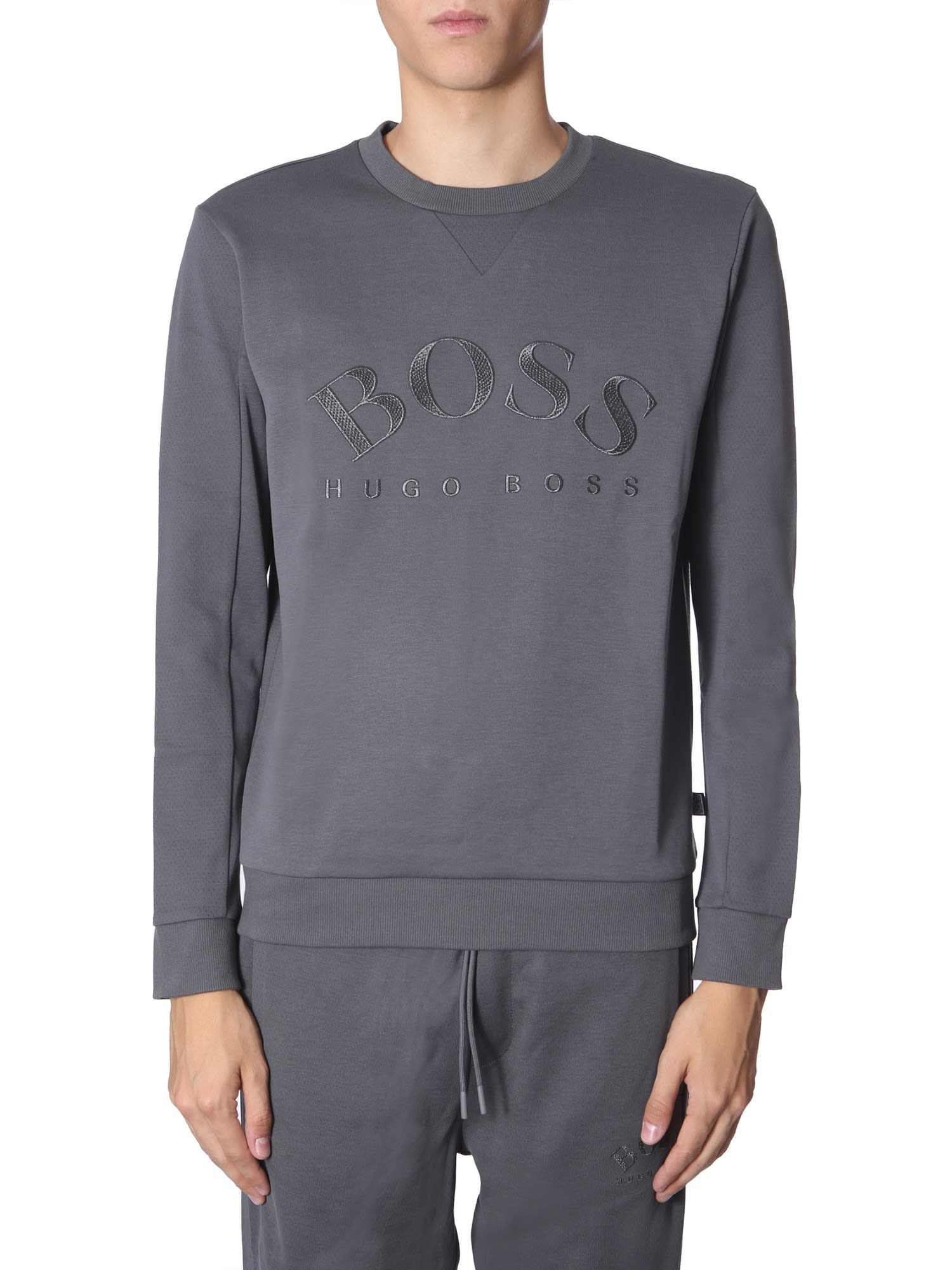 promo codes large discount authentic quality Hugo Boss Salbo Sweatshirt