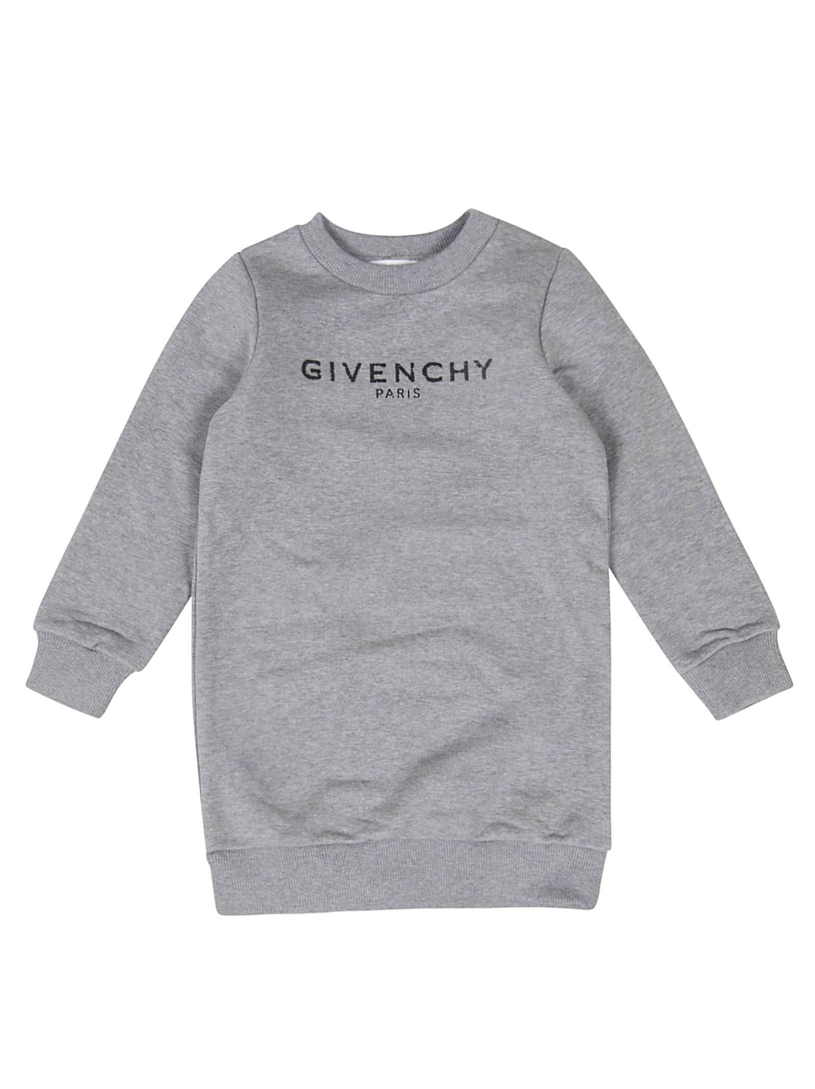 Givenchy Printed Logo Dress