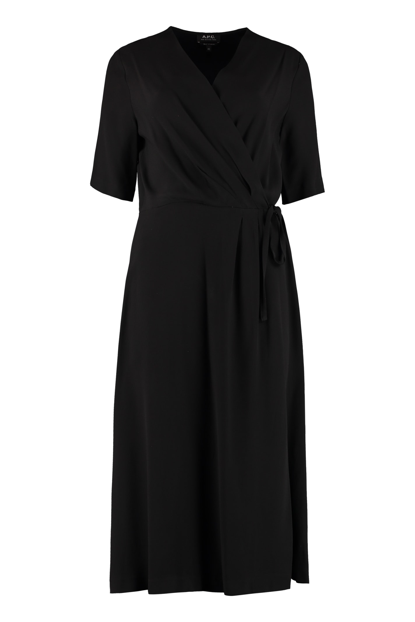 Buy A.P.C. Mathilda Cr?e Dress online, shop A.P.C. with free shipping