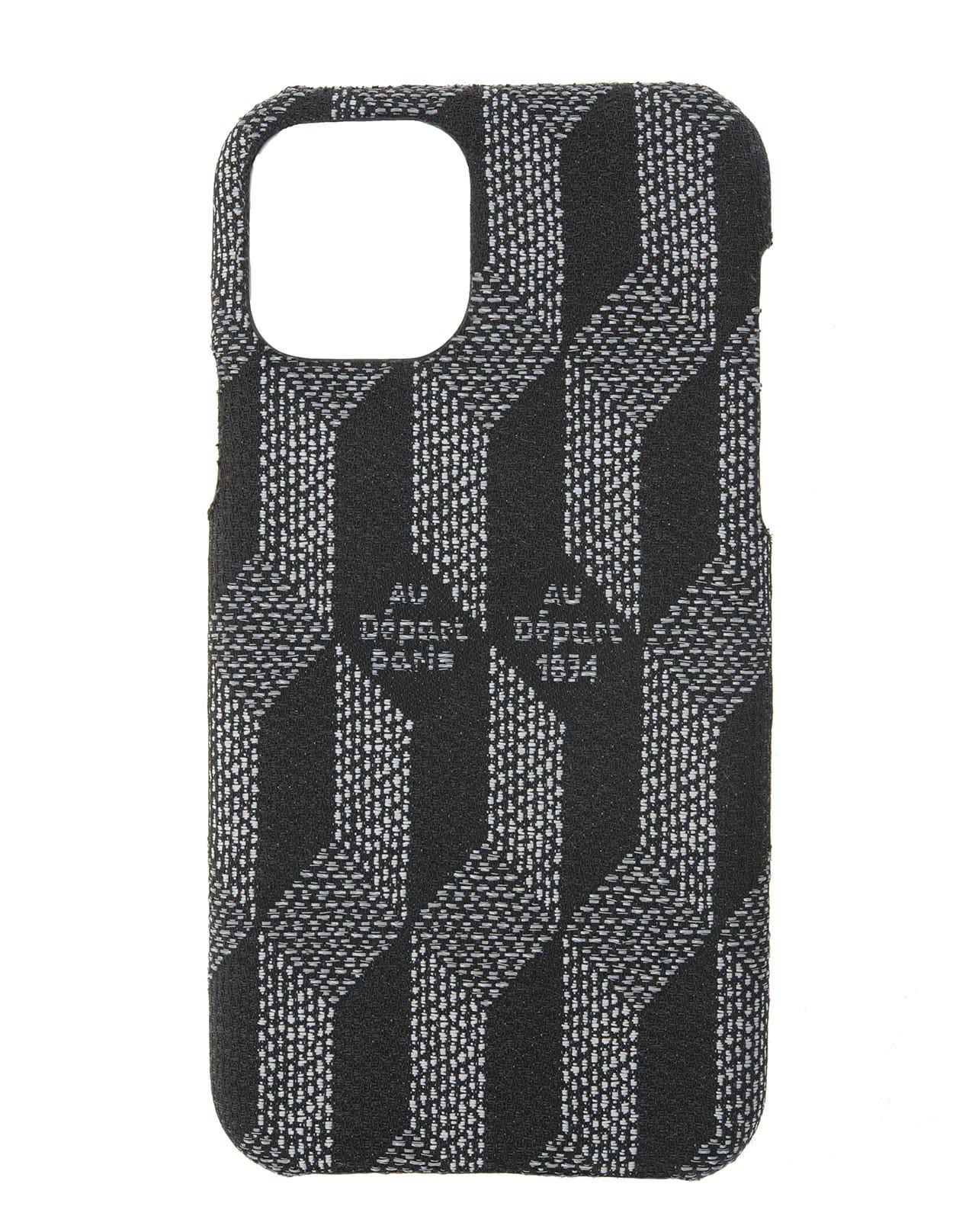 Iphone 11 Pro Max Reflex Black Case