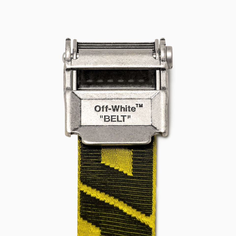 Buy Newest Off-white 2.0 Industrial Belt Omrb034s20f42041