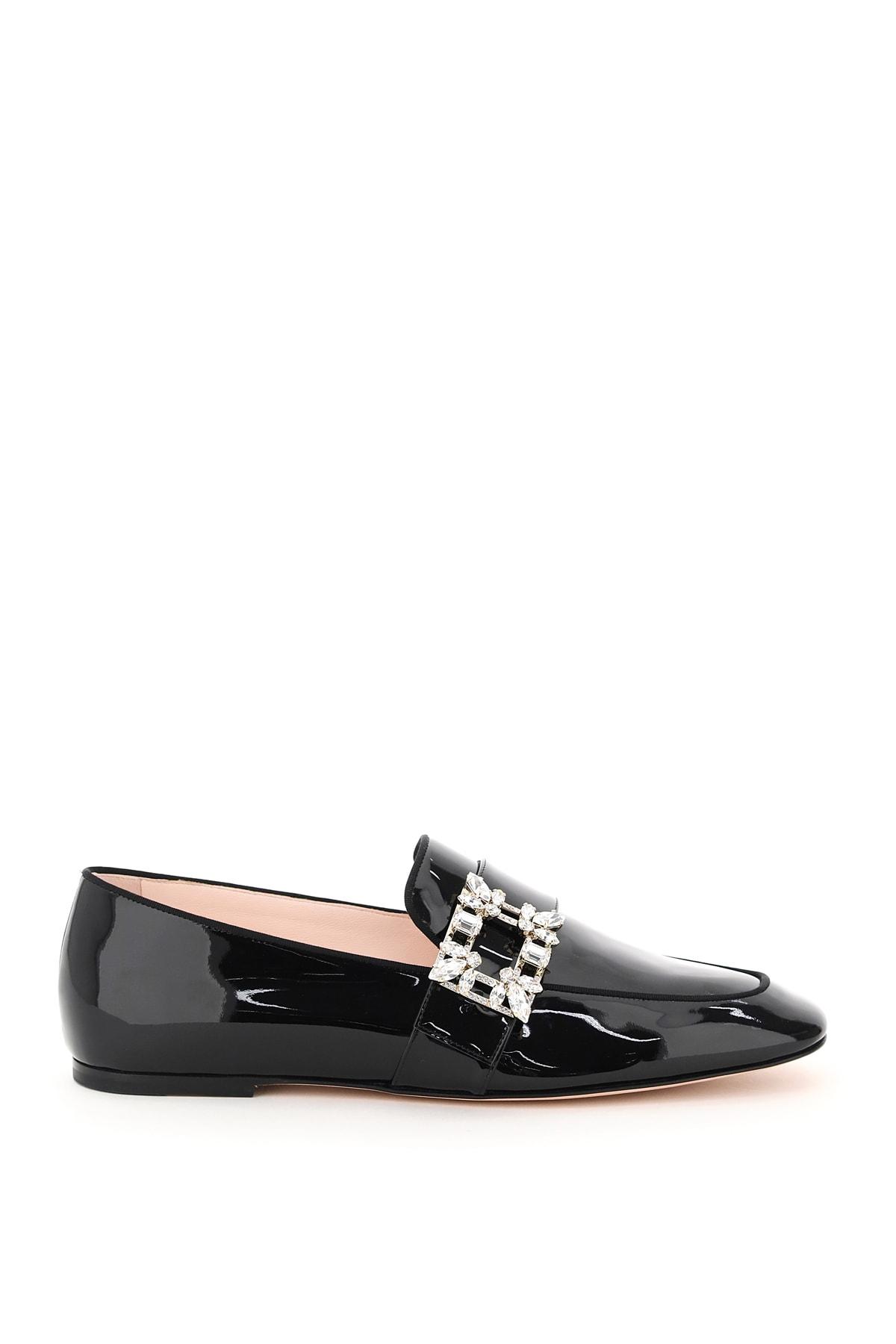 Roger Vivier Mini Broche Loafers
