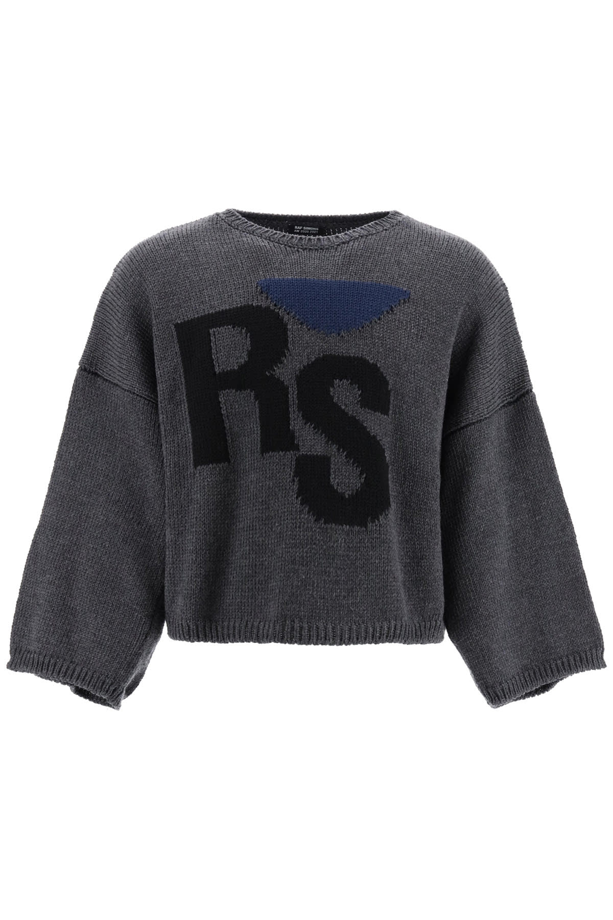 Raf Simons RS INTARSIA SWEATER