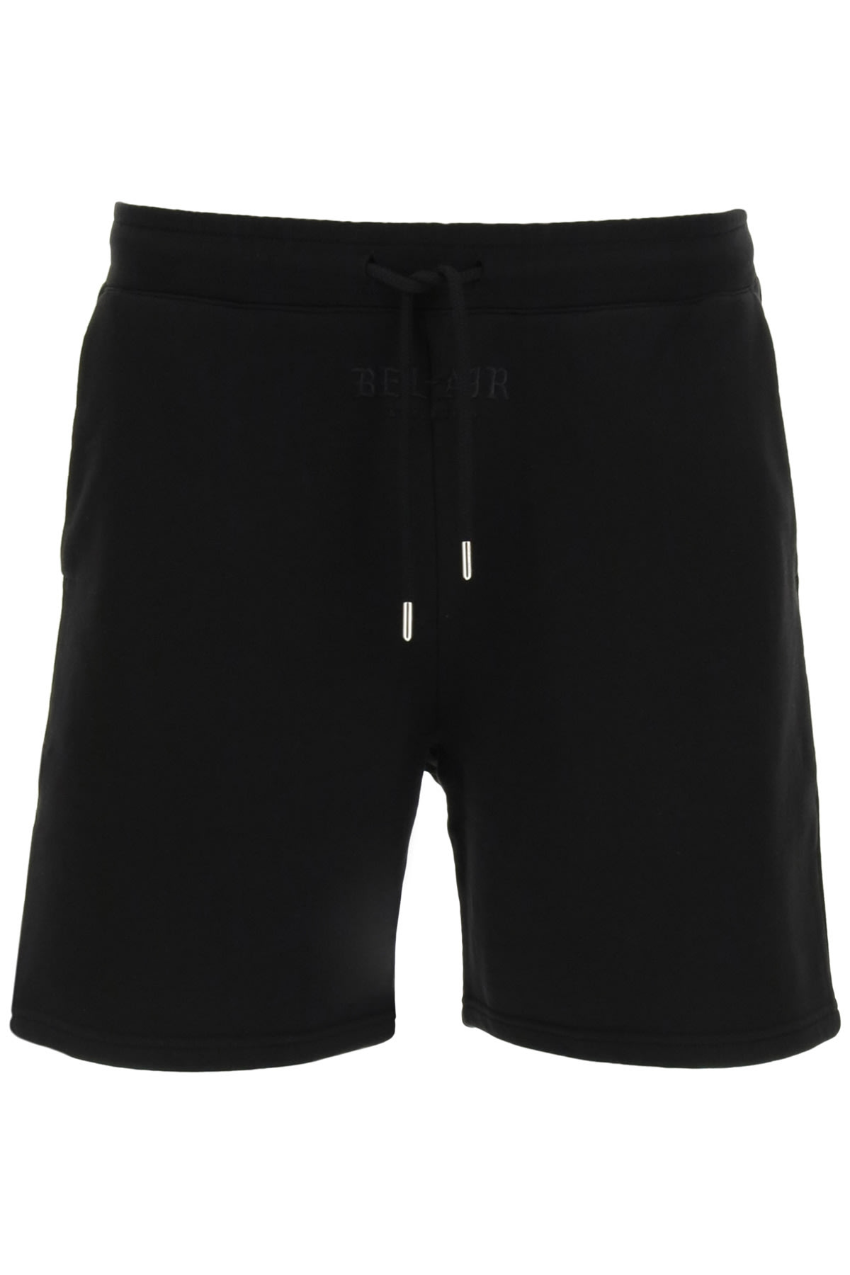 Gothic Font Sweat Shorts