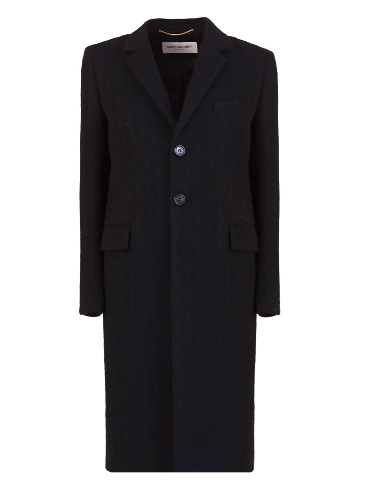 Saint Laurent Chesterfeild Coat