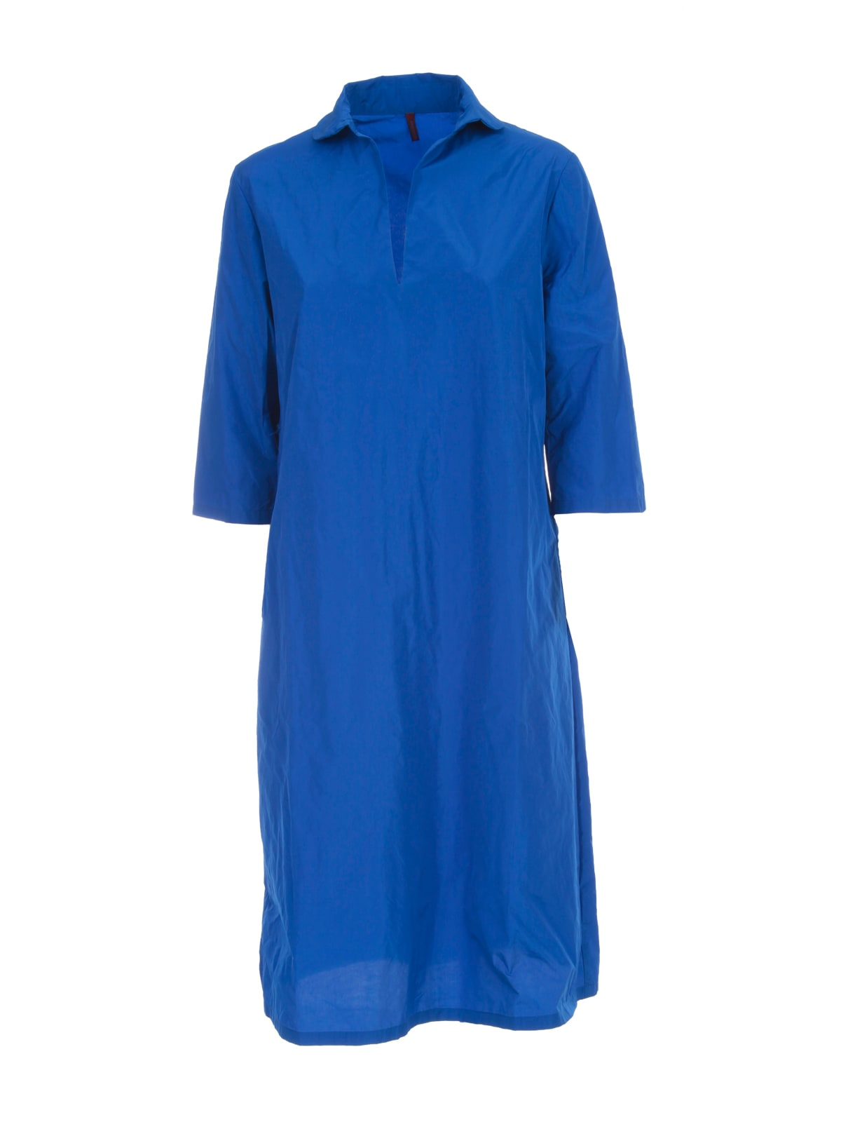 Oversized Dress 3/4s V Neck