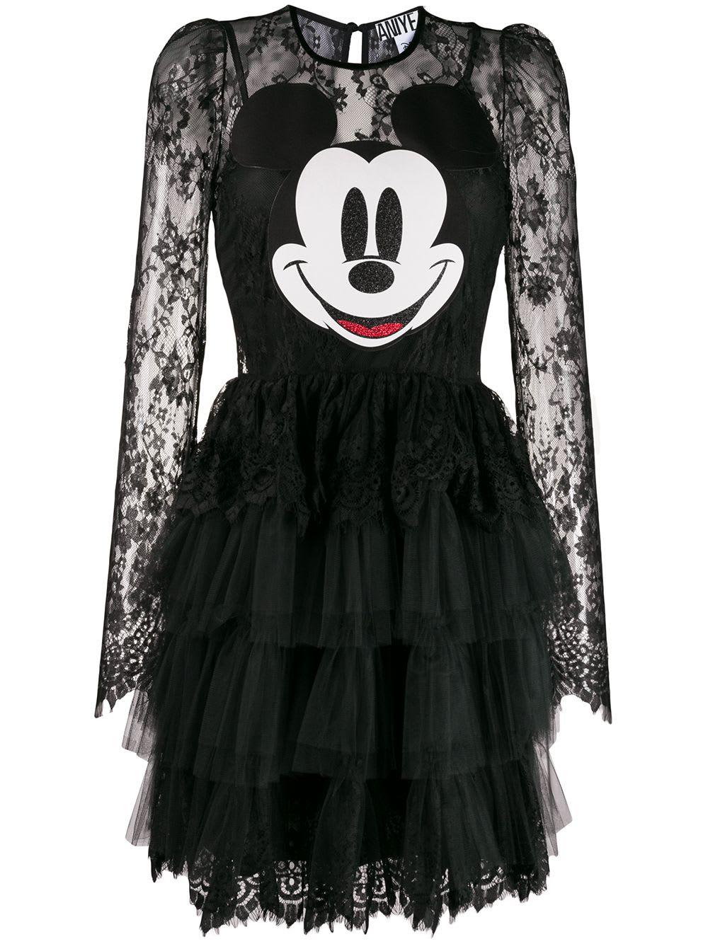 aniye by Smokie Dress Mickey