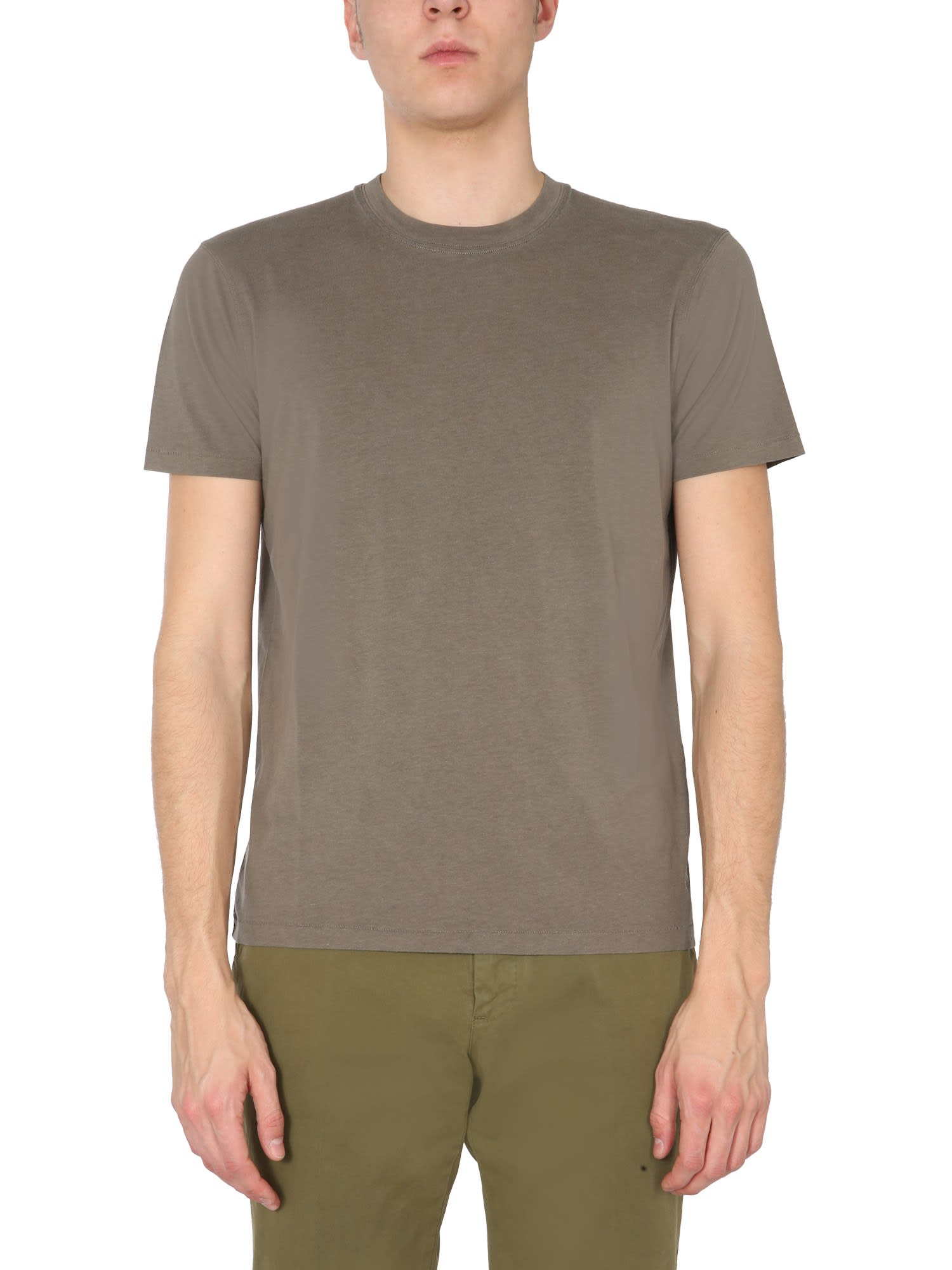 Tom Ford Cottons CREW NECK T-SHIRT
