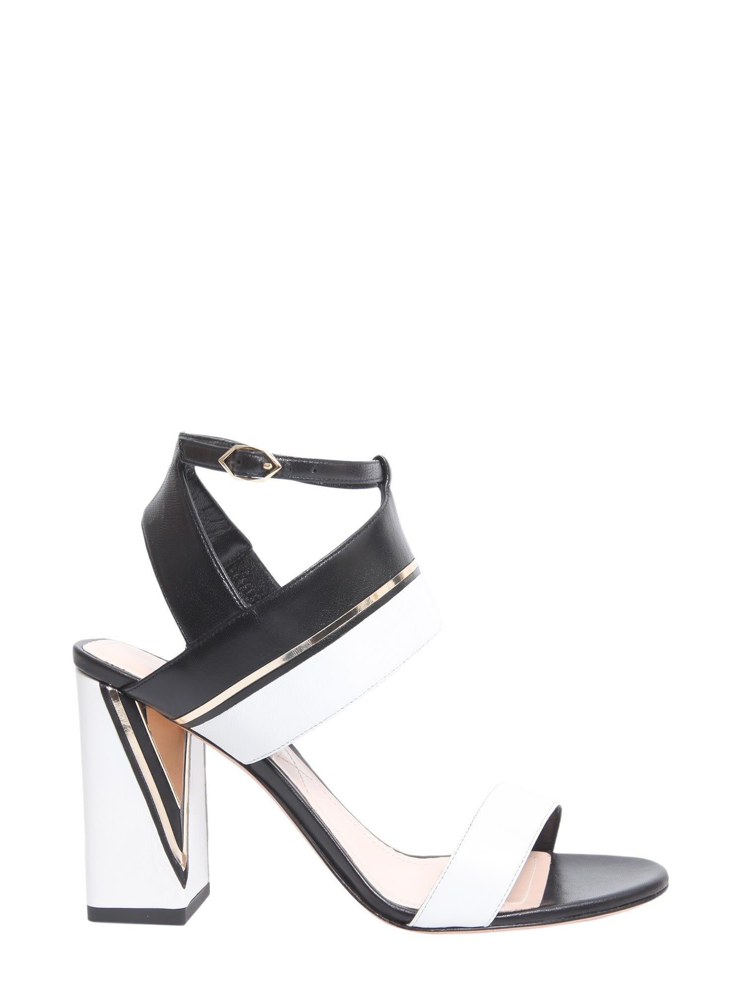 Buy Nicholas Kirkwood Eva Sandals online, shop Nicholas Kirkwood shoes with free shipping