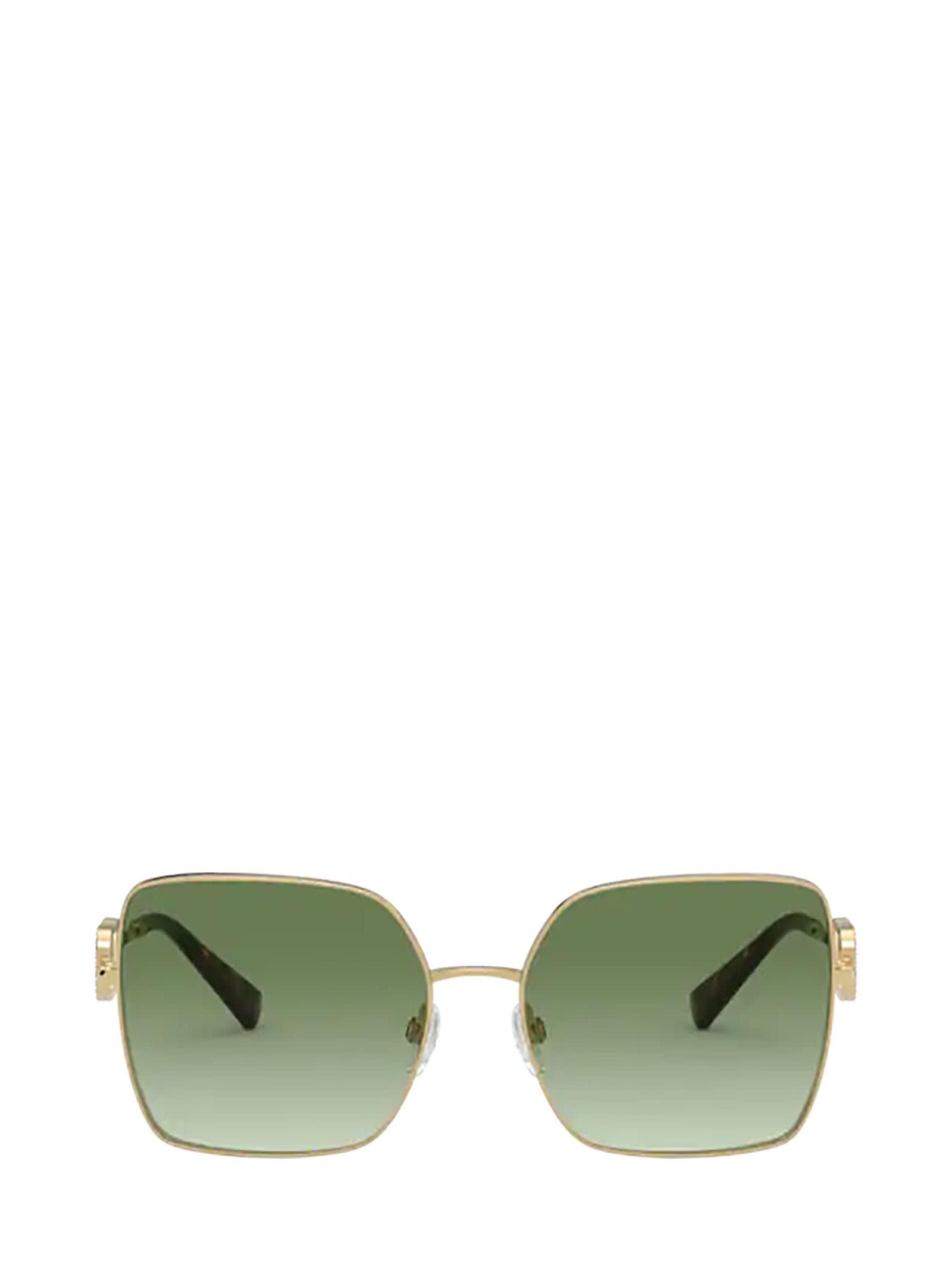 Valentino Valentino Va2041 Gold Sunglasses