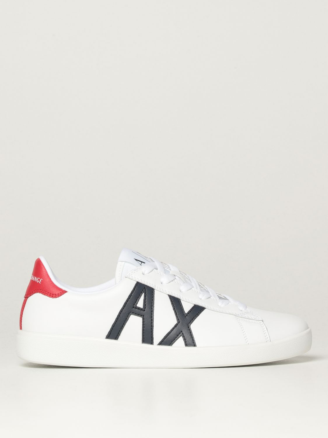 Armani Exchange Sneakers Armani Exchange Sneakers In Leather