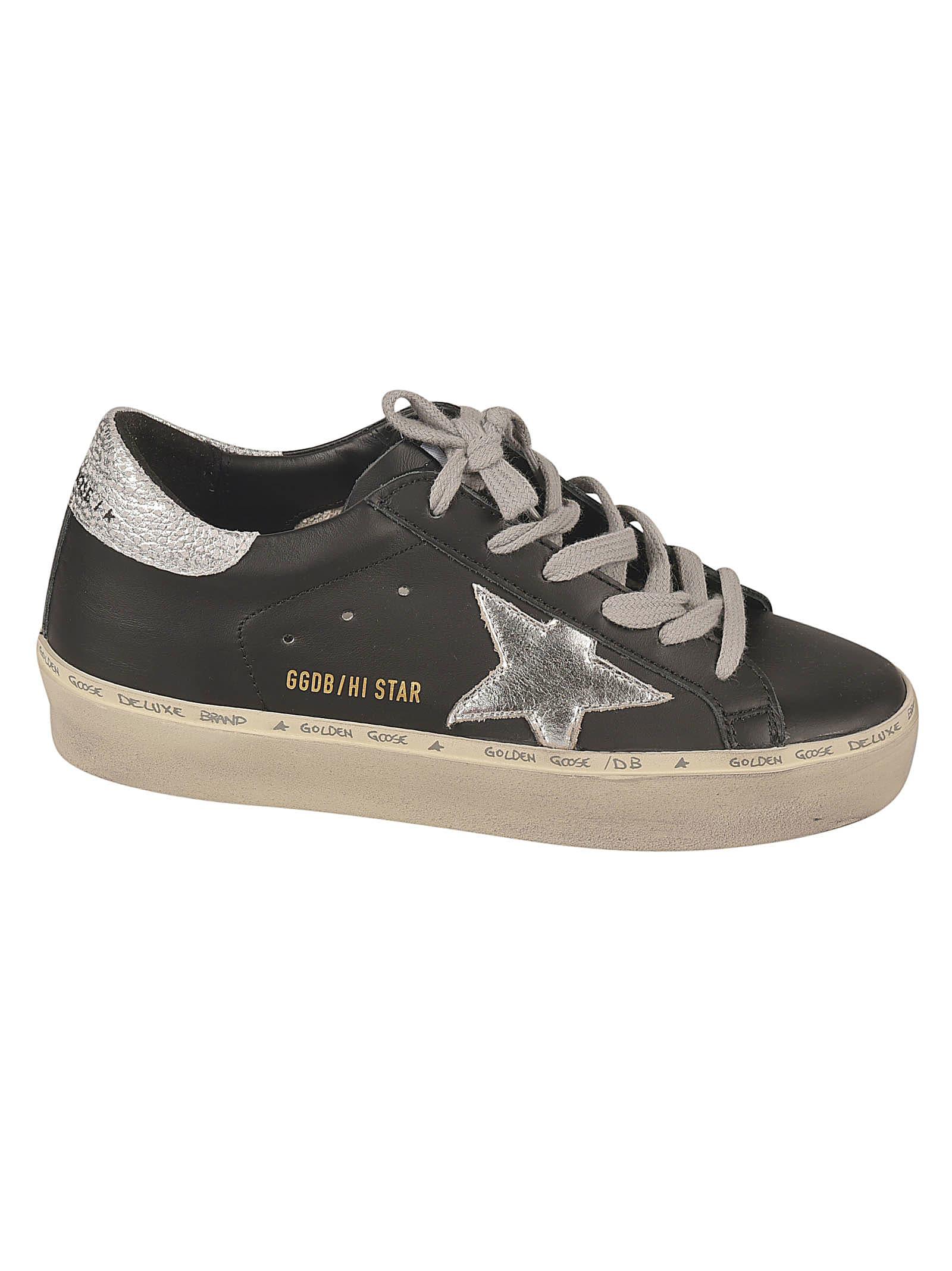 Golden Goose Classic Hi Star Sneakers