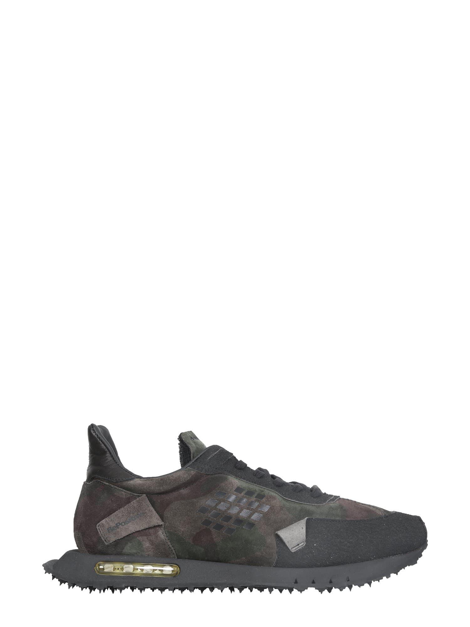 Space Race Sneakers