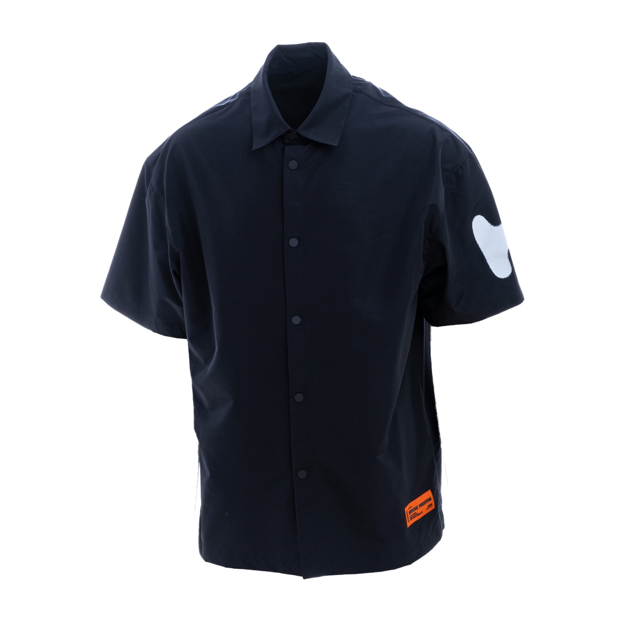 Heron Preston Shirts HERON PRESTON HERON PRESTON TECHNICAL FABRIC SHIRT