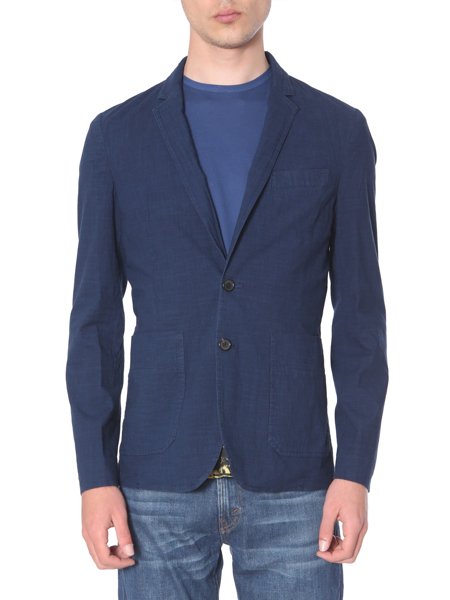 PS by Paul Smith Deconstructed Jacket