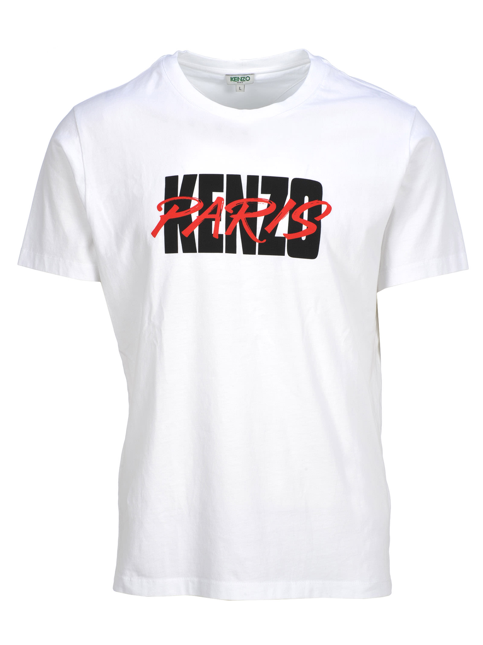 7e093817 Kenzo Kenzo Paris Kenzo Printed T-shirt