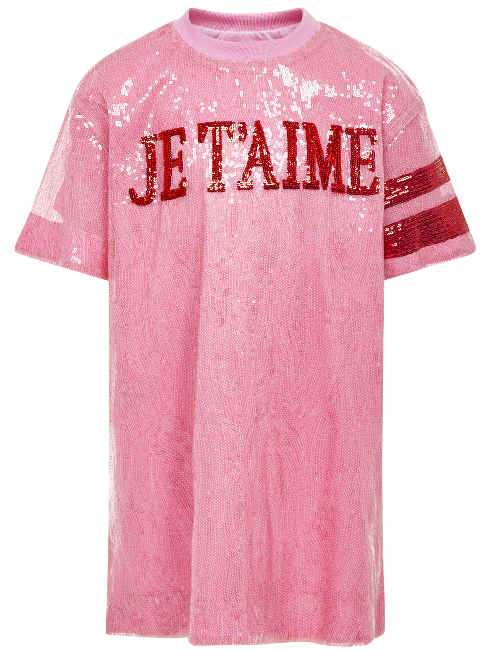 Buy Alberta Ferretti Junior Love Is Love Dress online, shop Alberta Ferretti with free shipping