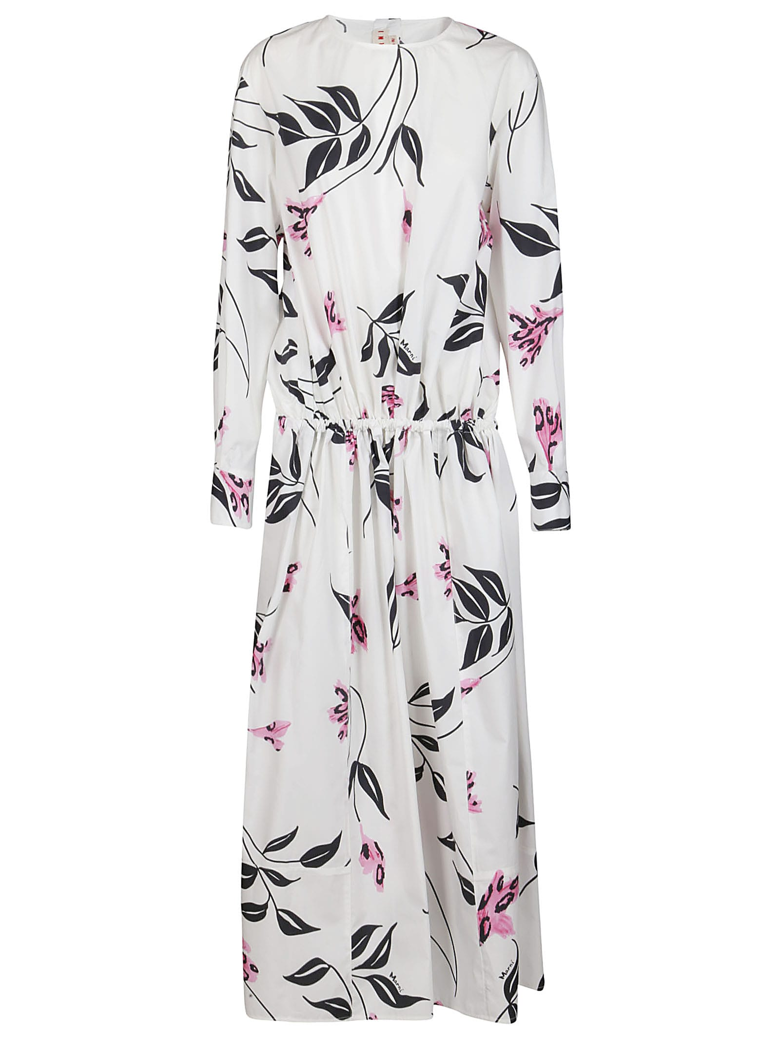 Marni WHITE COTTON DRESS