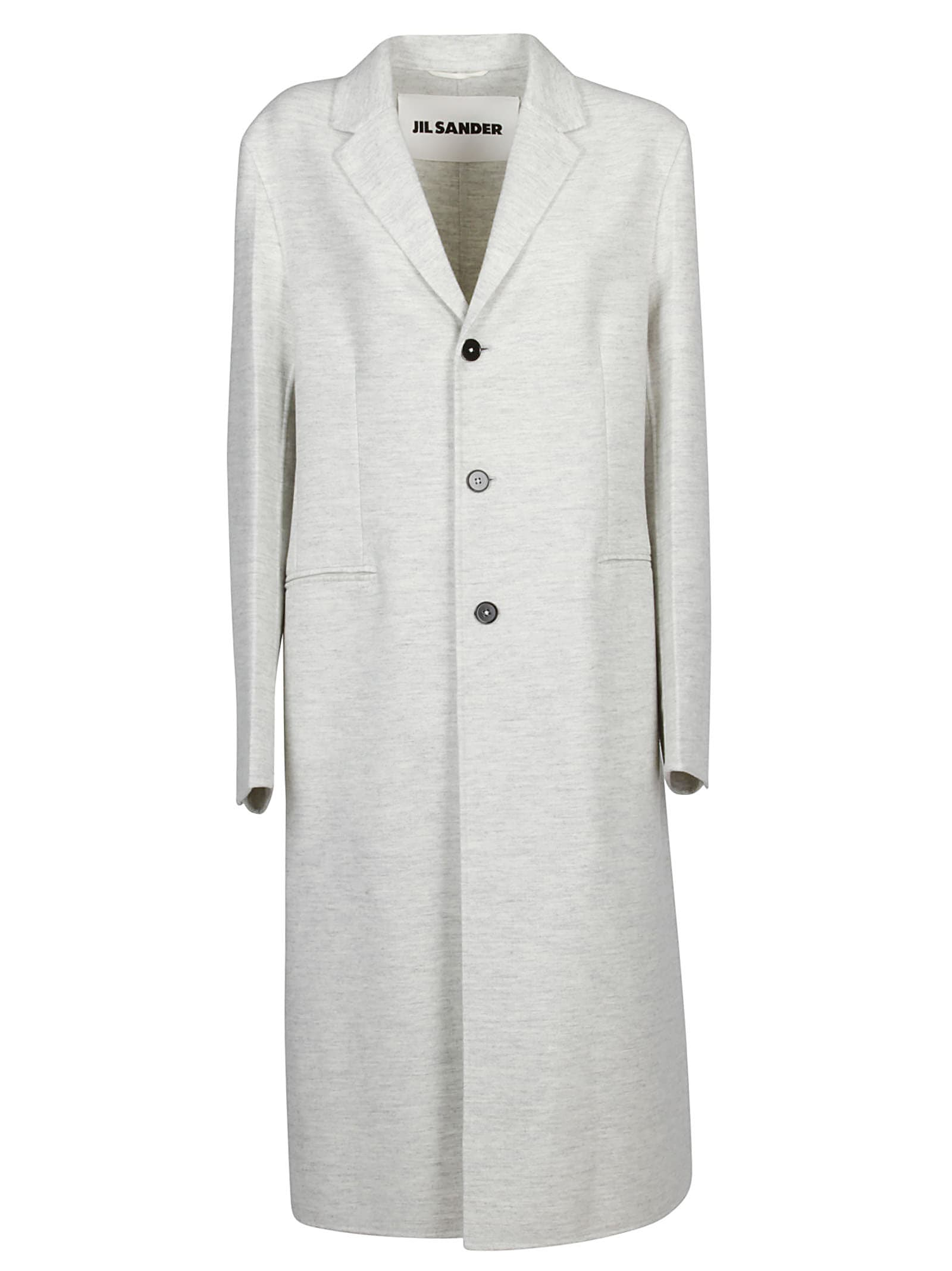 Jil Sander Single-breasted Coat
