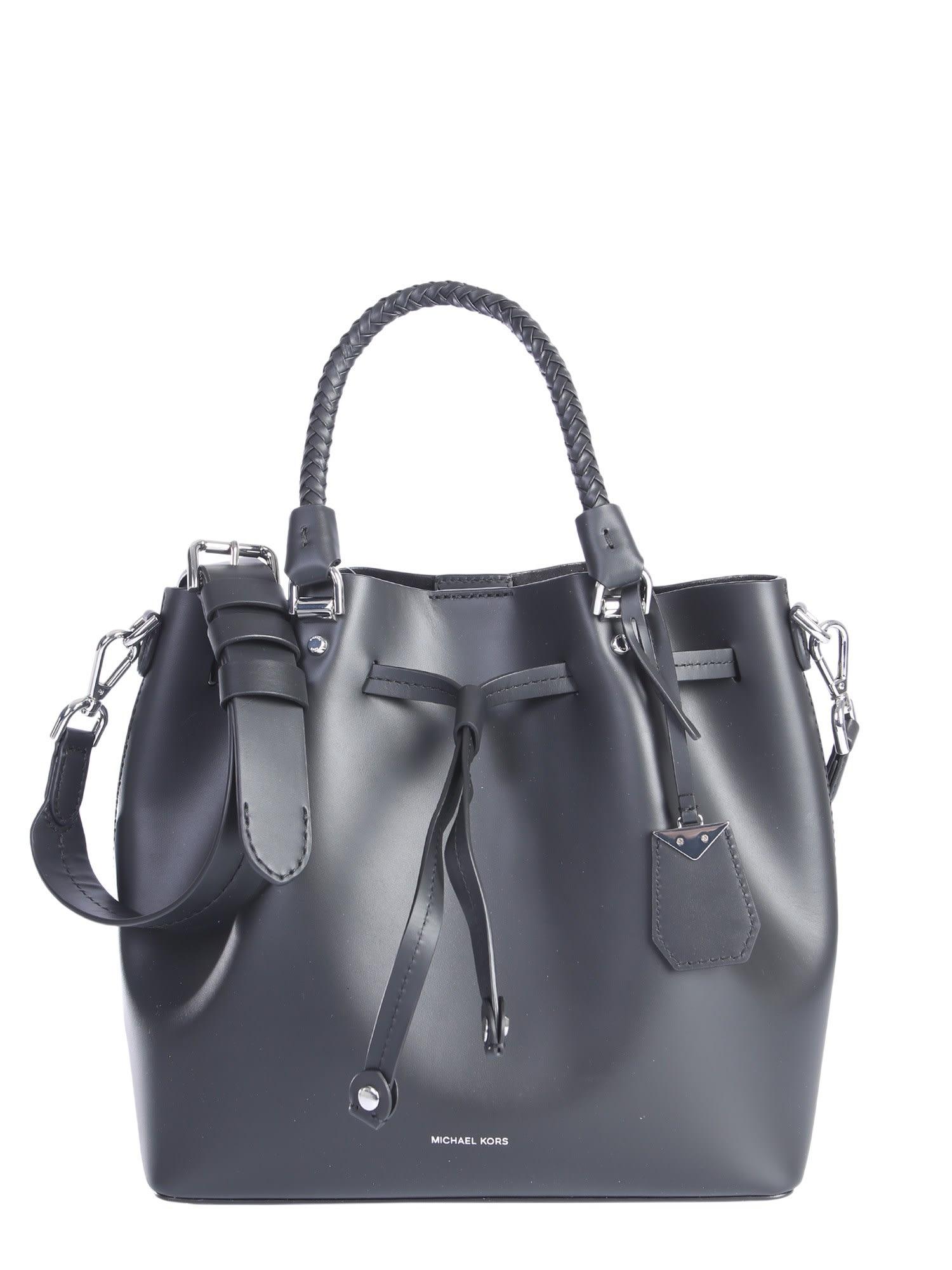 a651e42ae MICHAEL Michael Kors MICHAEL Michael Kors Blakely Bucket Bag - NERO ...