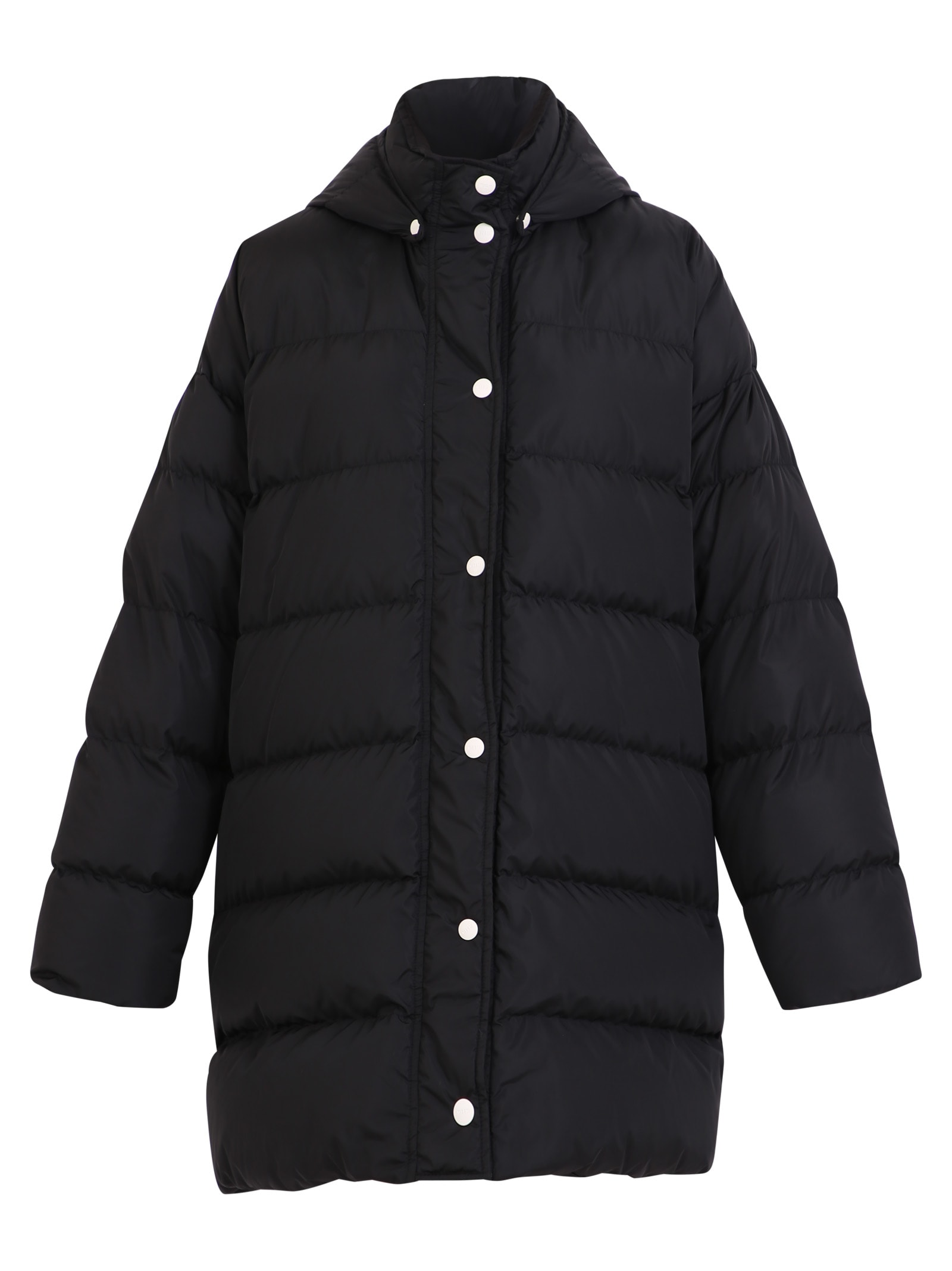MSGM Branded Padded Jacket